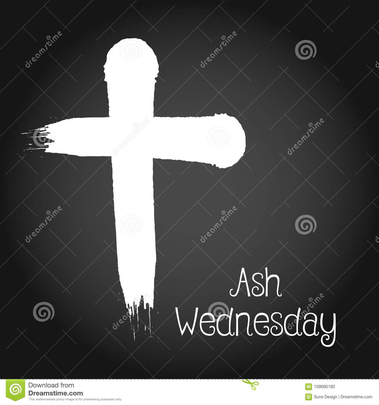 Ash wednesday stock illustration illustration of worship 109066180 ash wednesday worship forgiveness buycottarizona Image collections