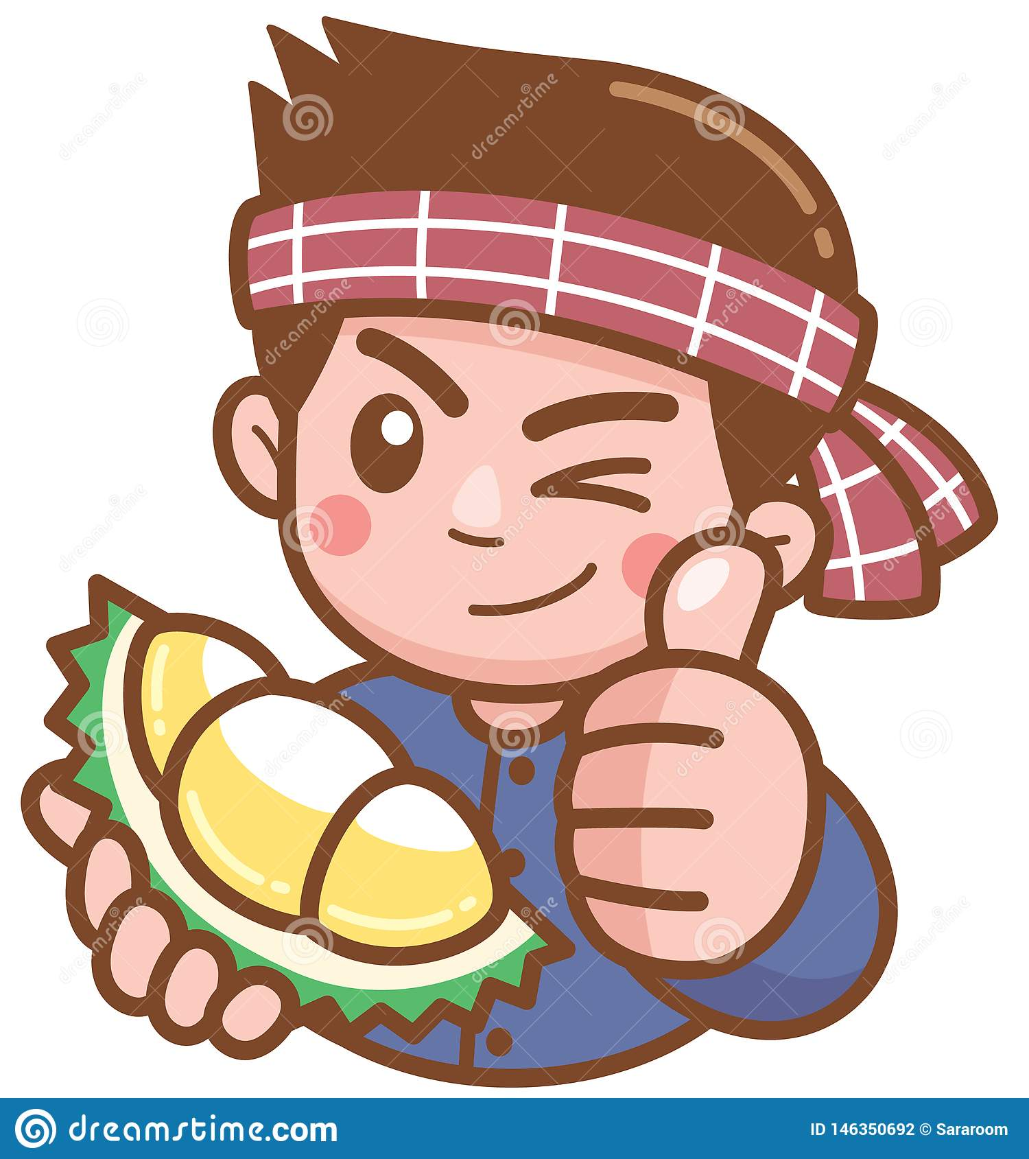durian seller stock illustrations 7 durian seller stock illustrations vectors clipart dreamstime https www dreamstime com vector illustration cartoon durian seller presenting durian seller image146350692