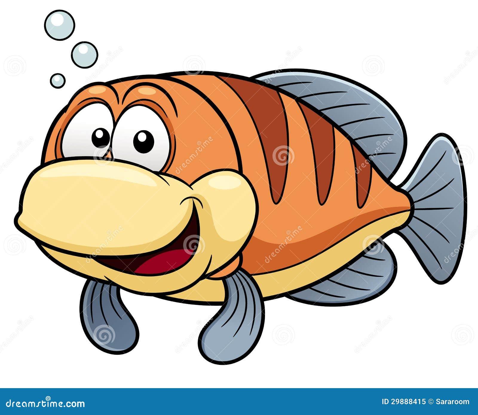 Cartoon Fish Royalty Free Stock Photo - Image: 29888415