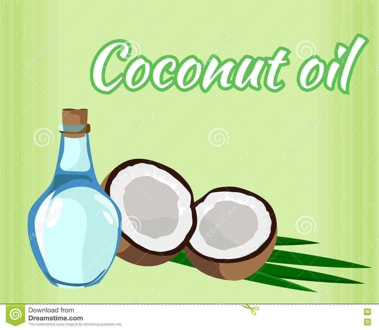 Coconut oil is your personal cosmetologist and doctor 3