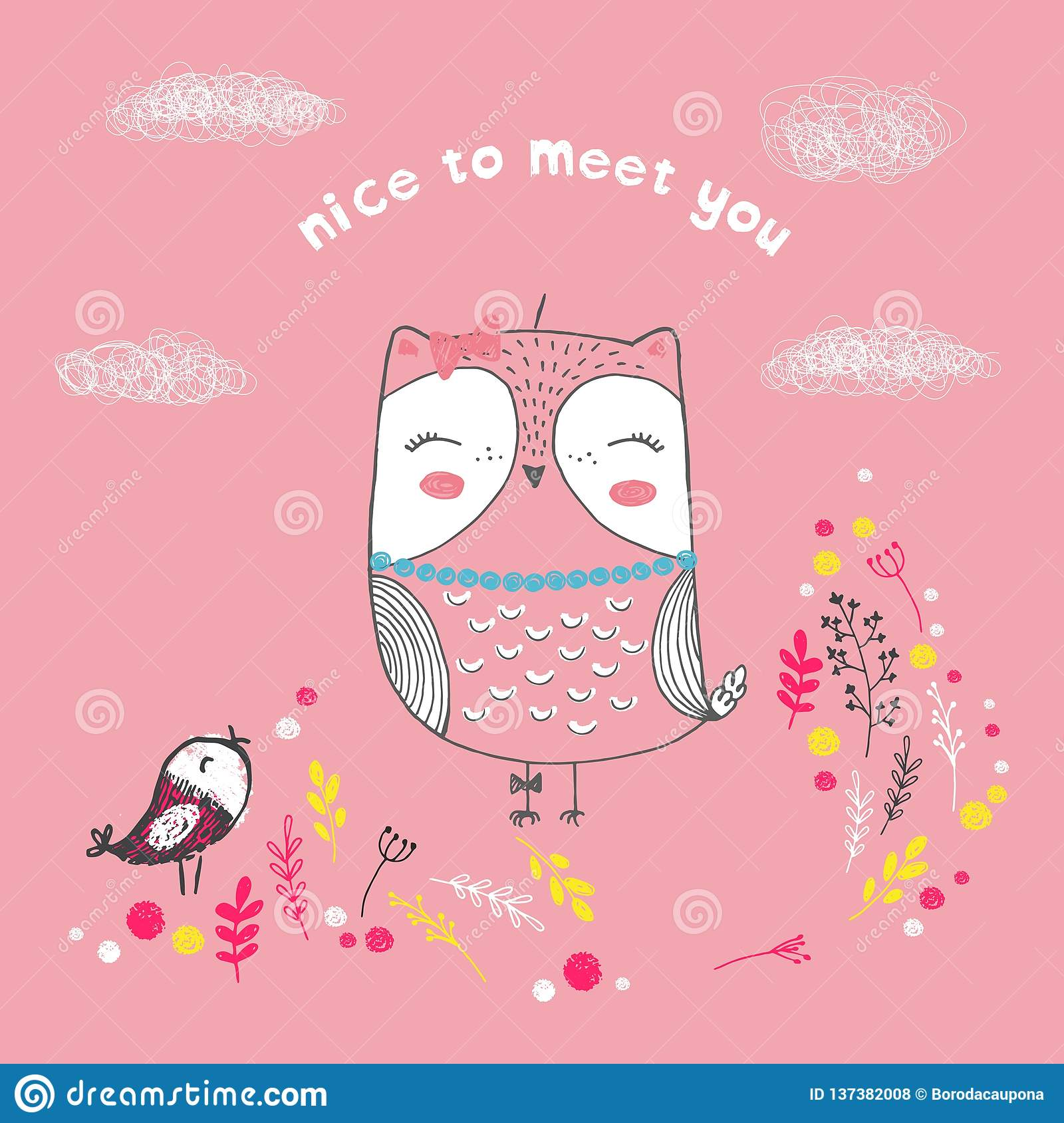 Nice To Meet You Stock Illustrations 62 Nice To Meet You Stock Illustrations Vectors Clipart Dreamstime