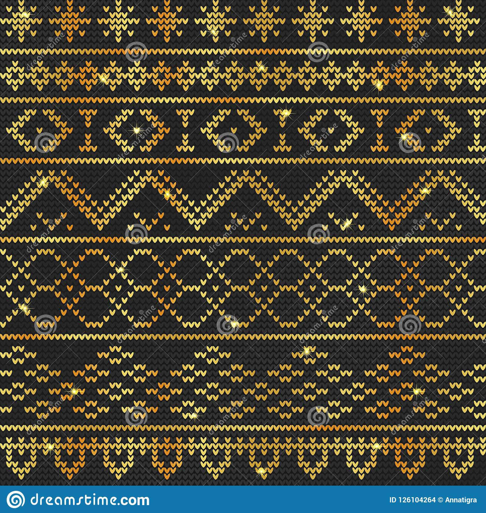 de30b69ad2b0 Ugly sweater Pattern stock vector. Illustration of jumper - 126104264