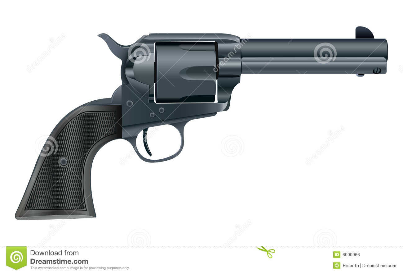 gun white background - photo #37