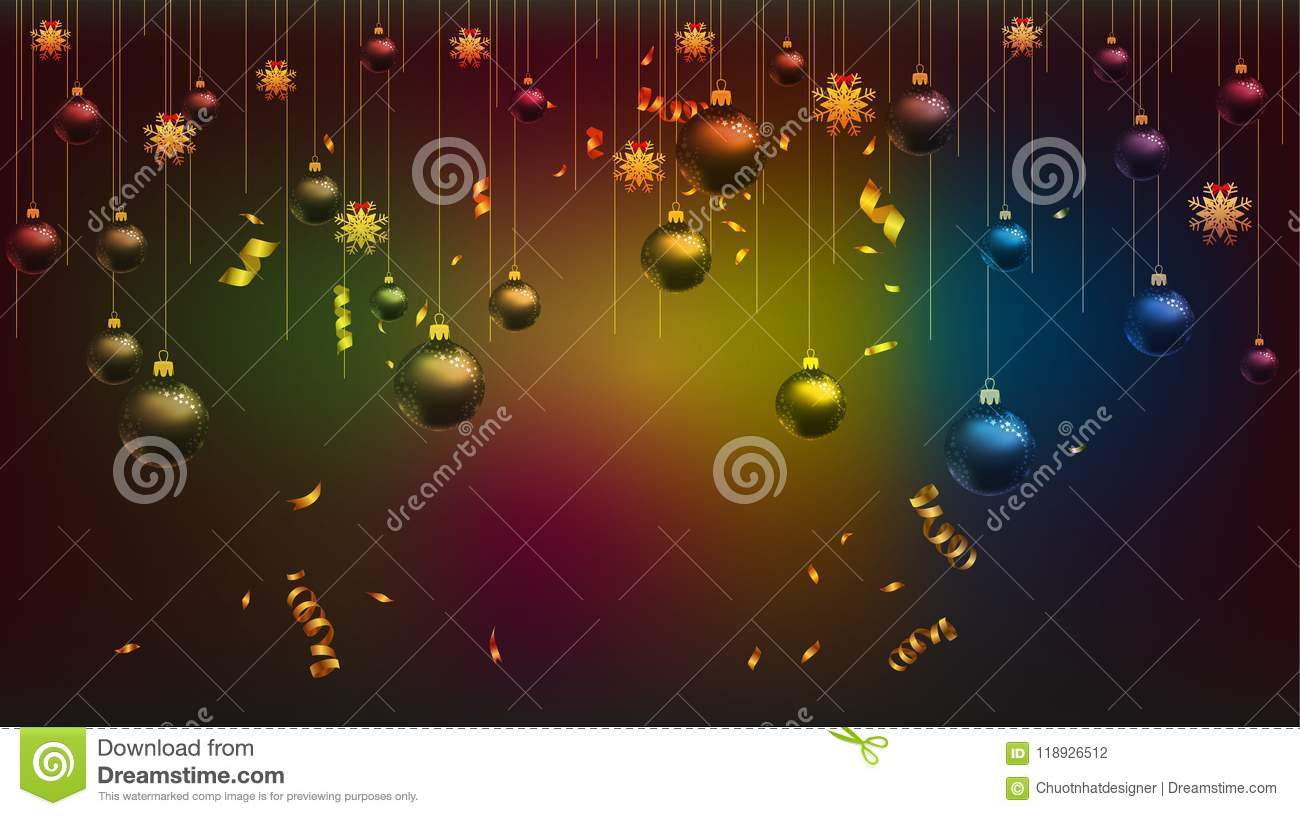 Vector illustration of happy new year 2019 wallpaper gold and black colors place for text - New years colors 2019 ...