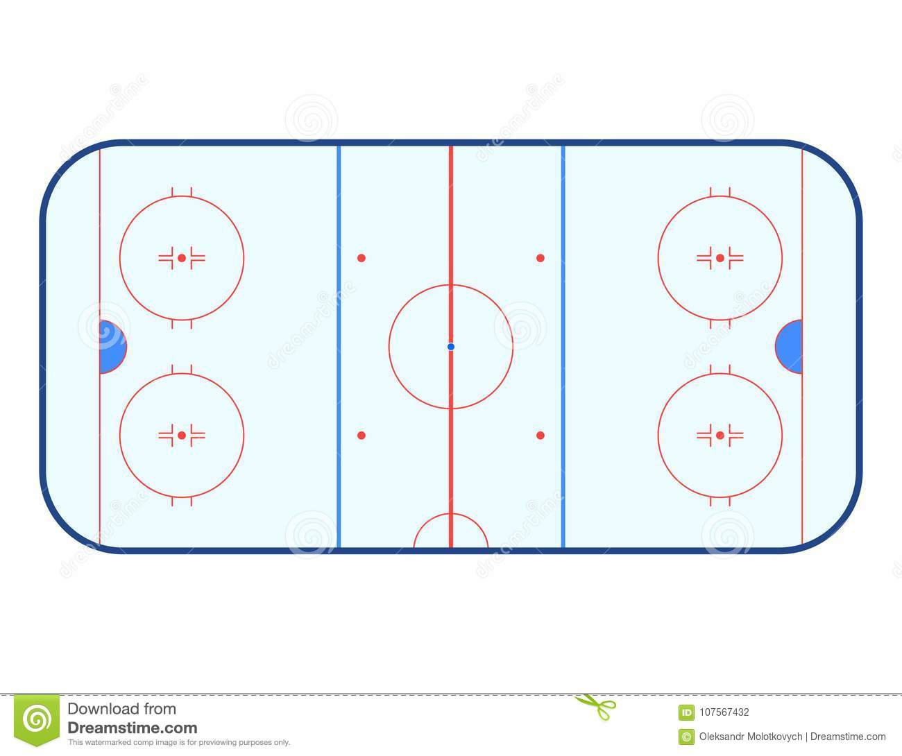 Hockey Rink Layout hand auger water well diagram