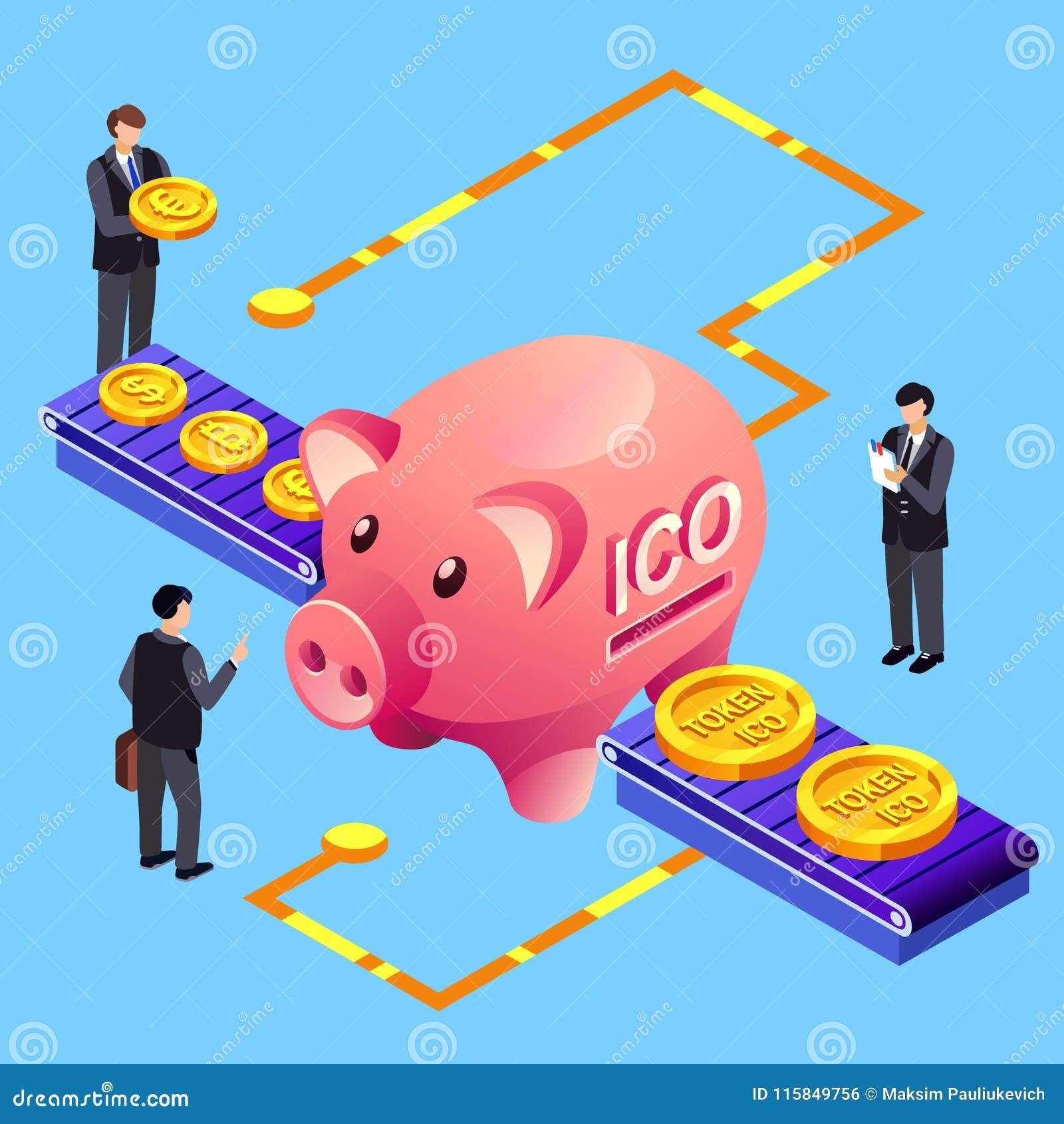 blockchain token exchange