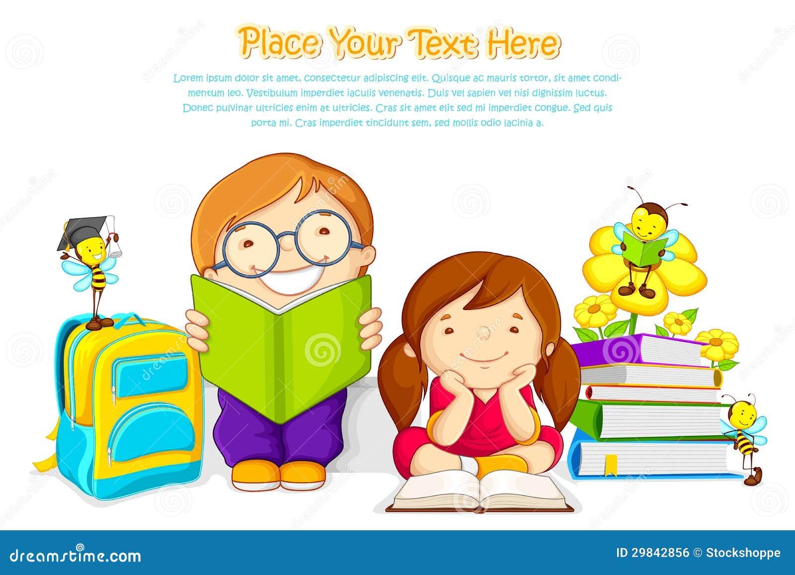 kids studying royalty free stock image image 29842856 Free Clip Art Art Sclupt Art Free Clip Art
