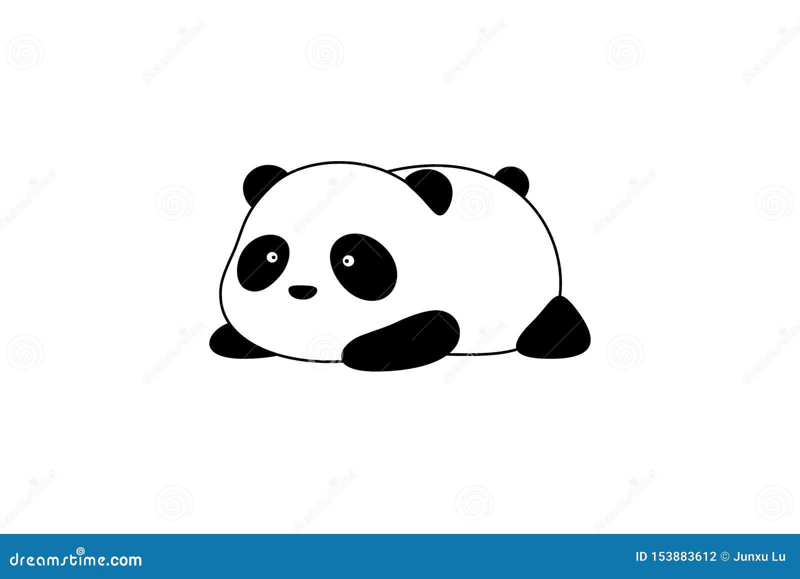 Lazy Panda Stock Illustrations 521 Lazy Panda Stock Illustrations Vectors Clipart Dreamstime