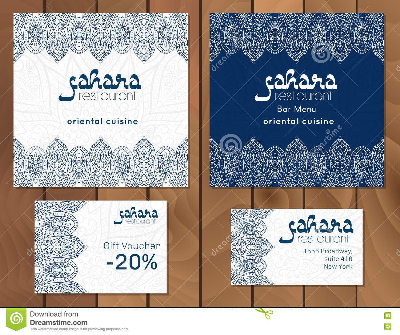 how to write menu card in arabic