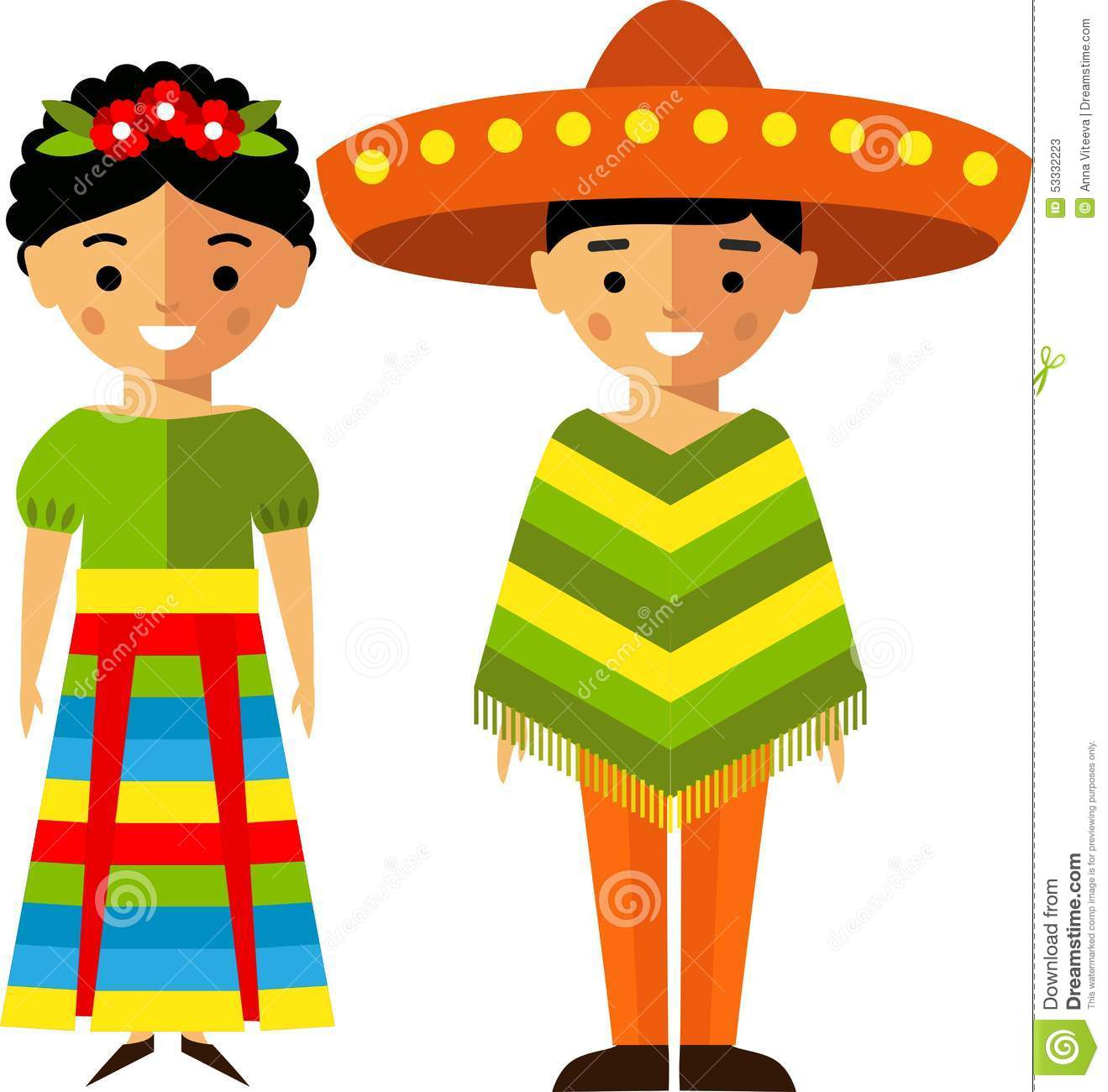 Mexican Costume For Kids