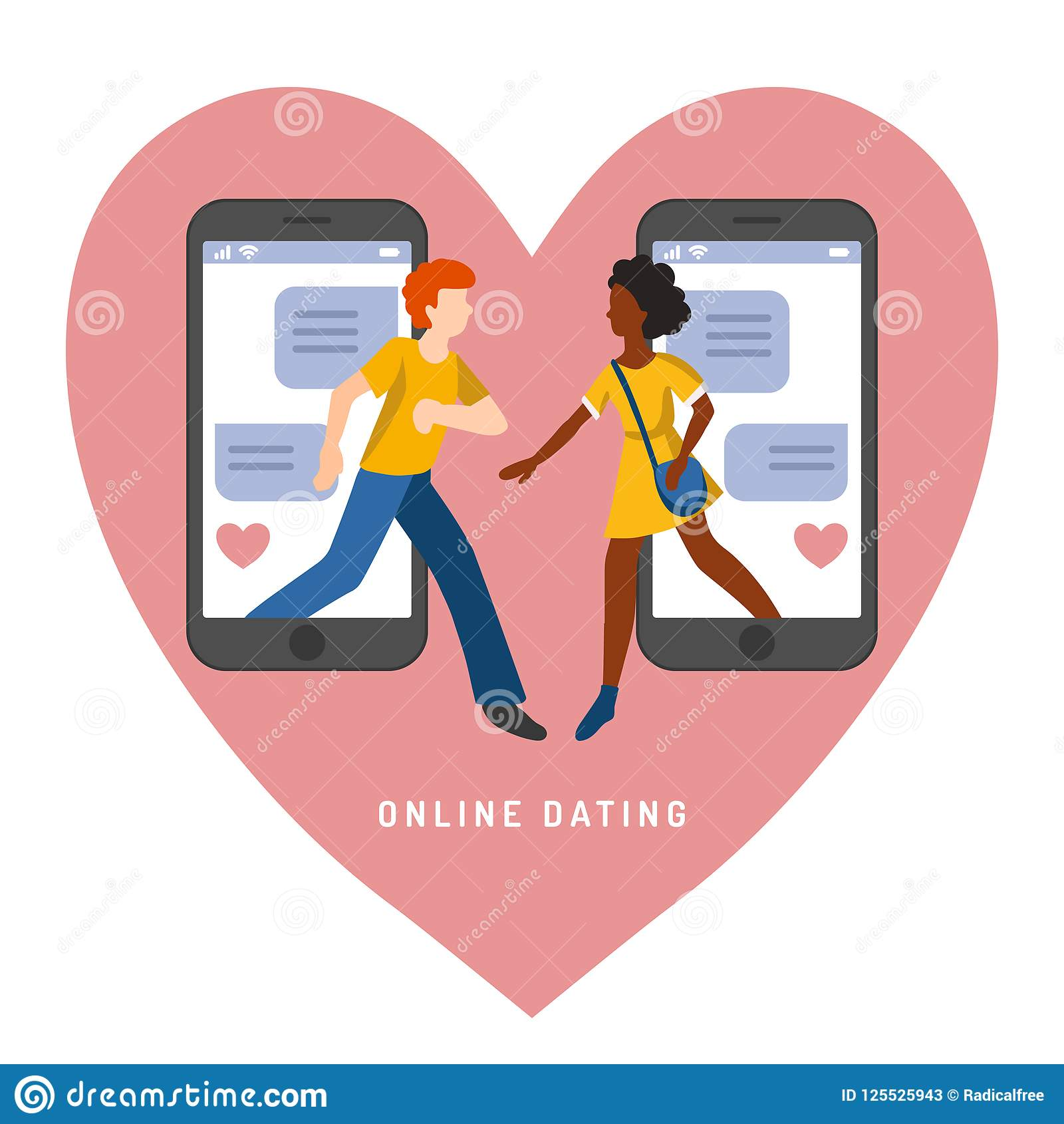 Social network and dating