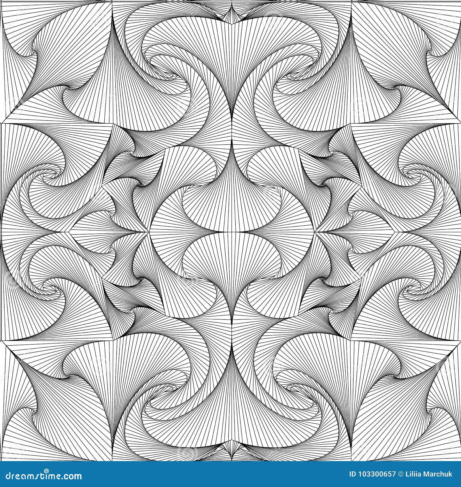 Download Vector Illustration Of A Paradoxical Paradox Stock