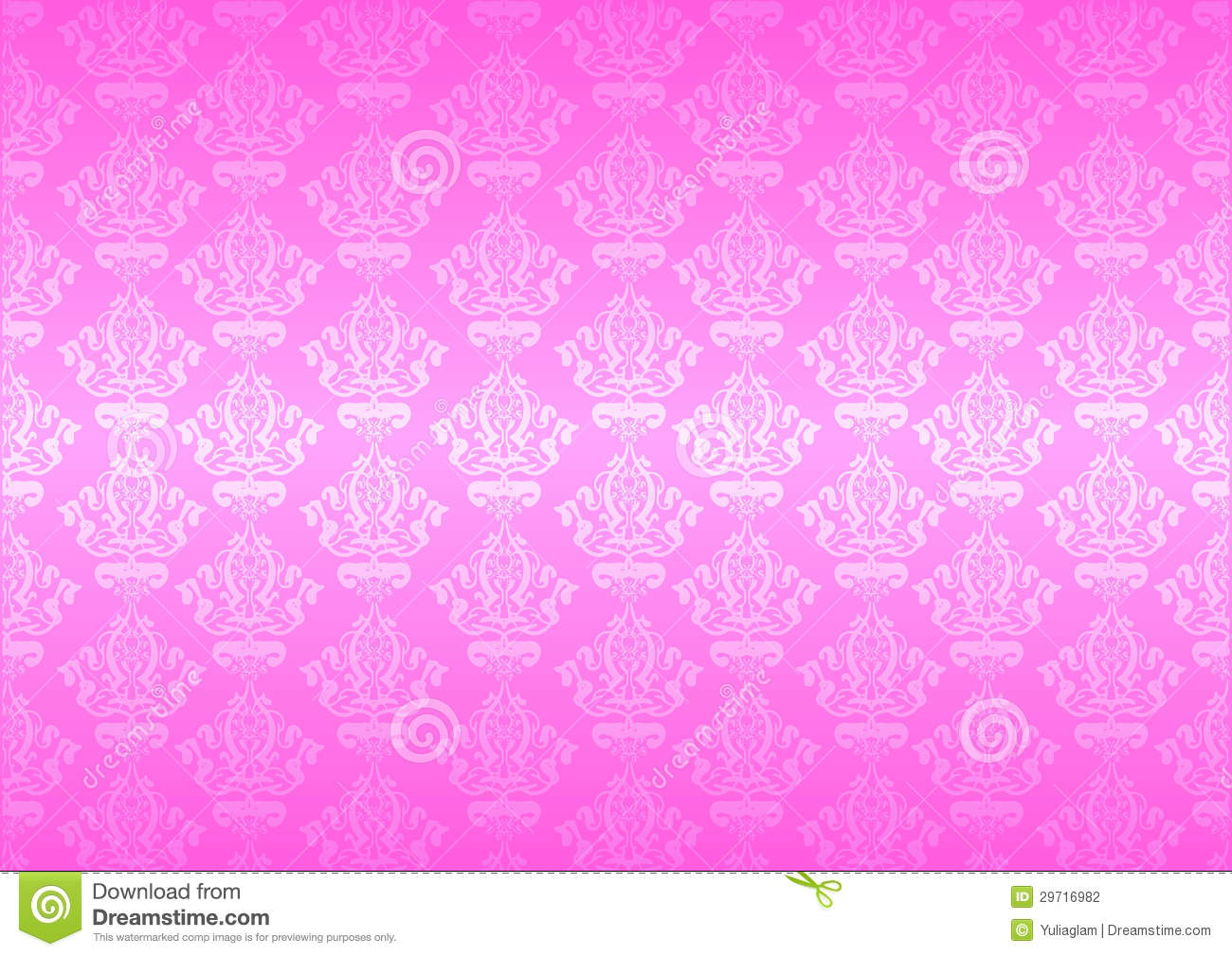 Vector Pink Wallpaper Stock Photography - Image: 29716982