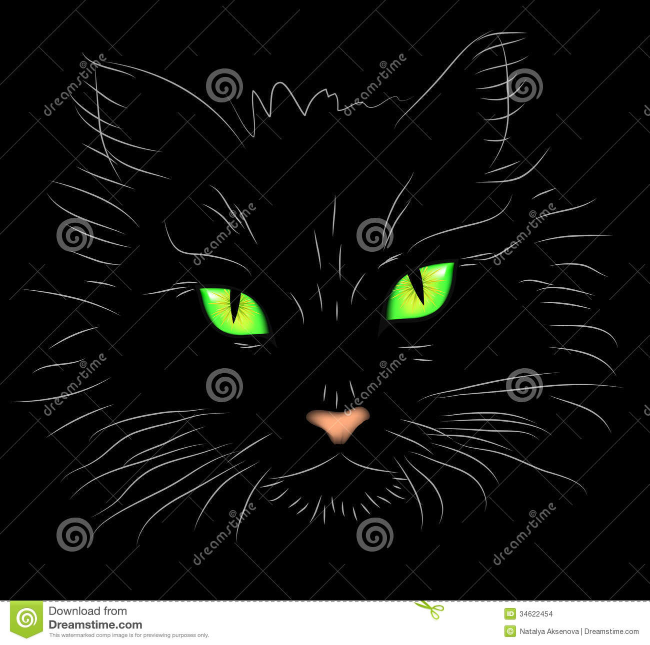 Displaying 12> Images For - Green Panther Eyes...
