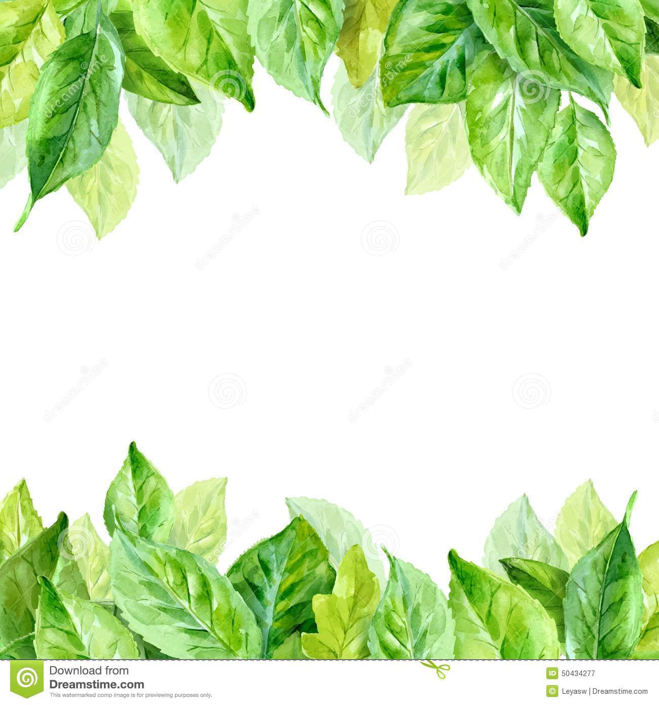 Spring sunlight with green leaves vector background 05 - Vector ...