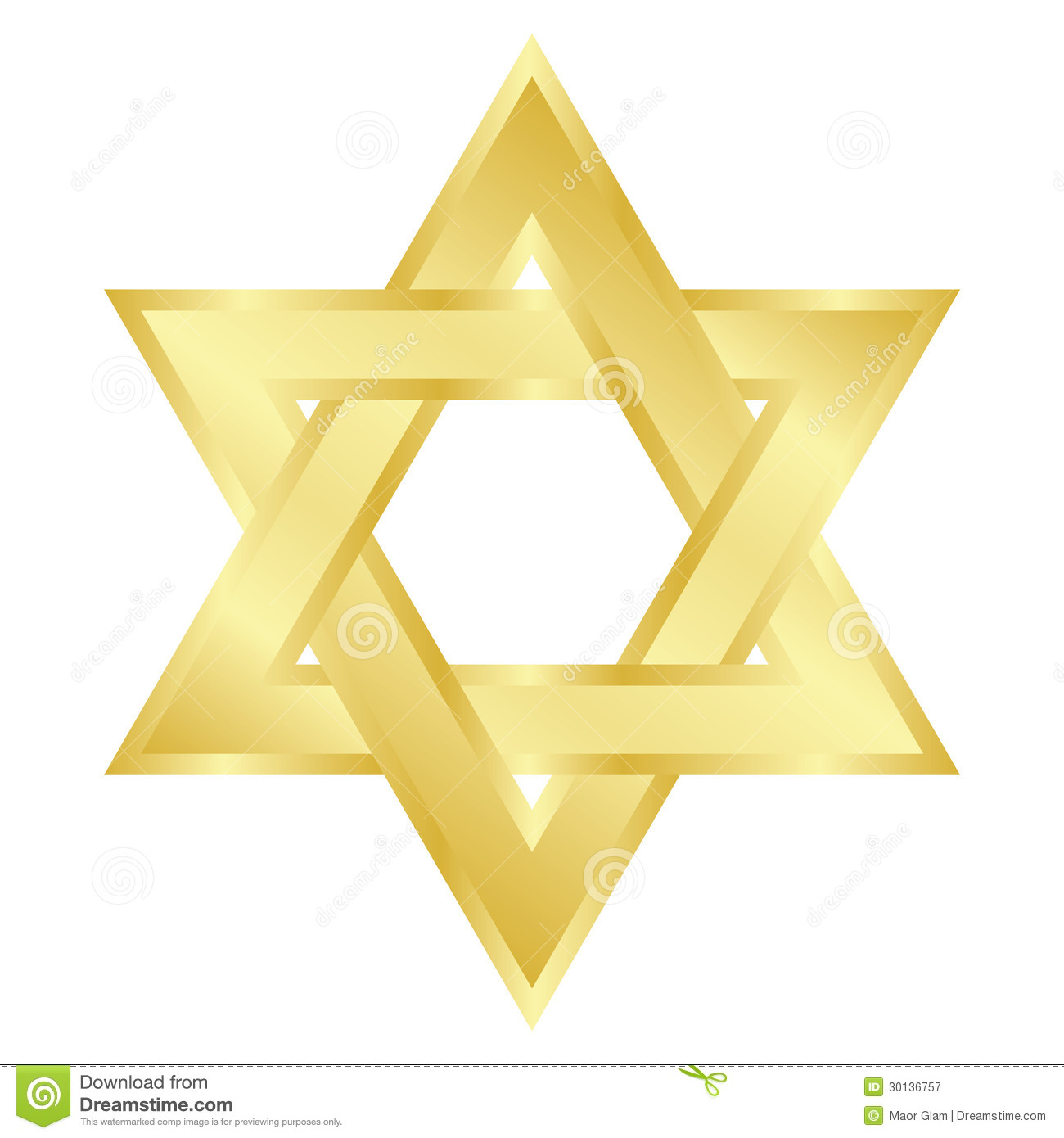 Star Of David (Magen David) Royalty Free Stock Photography - Image ...