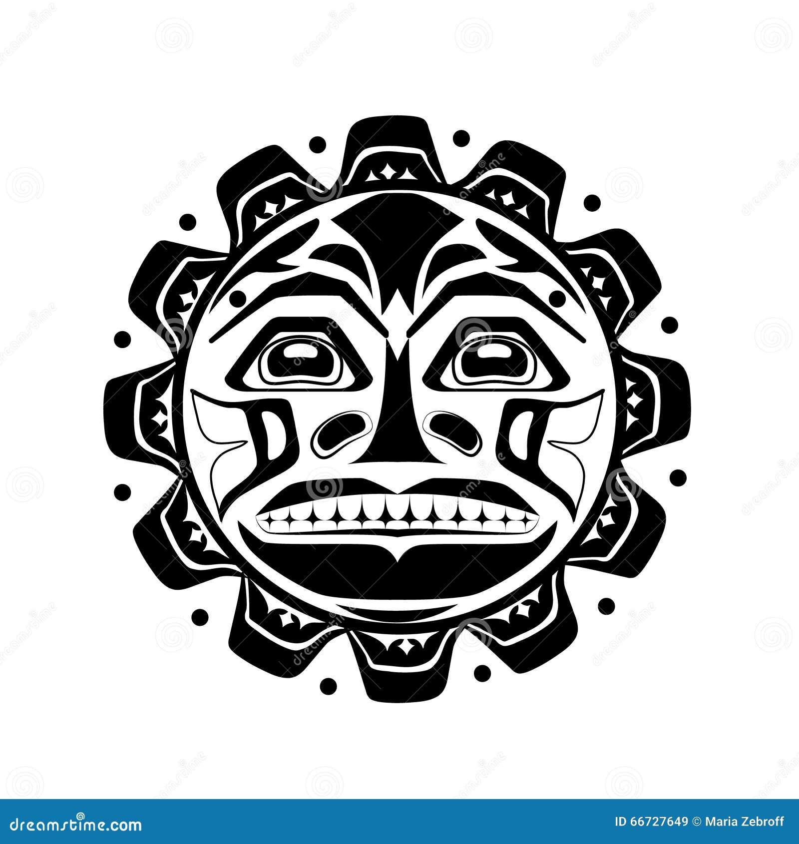 Line Drawing Sun Vector : Vector illustration of the sun symbol stock image