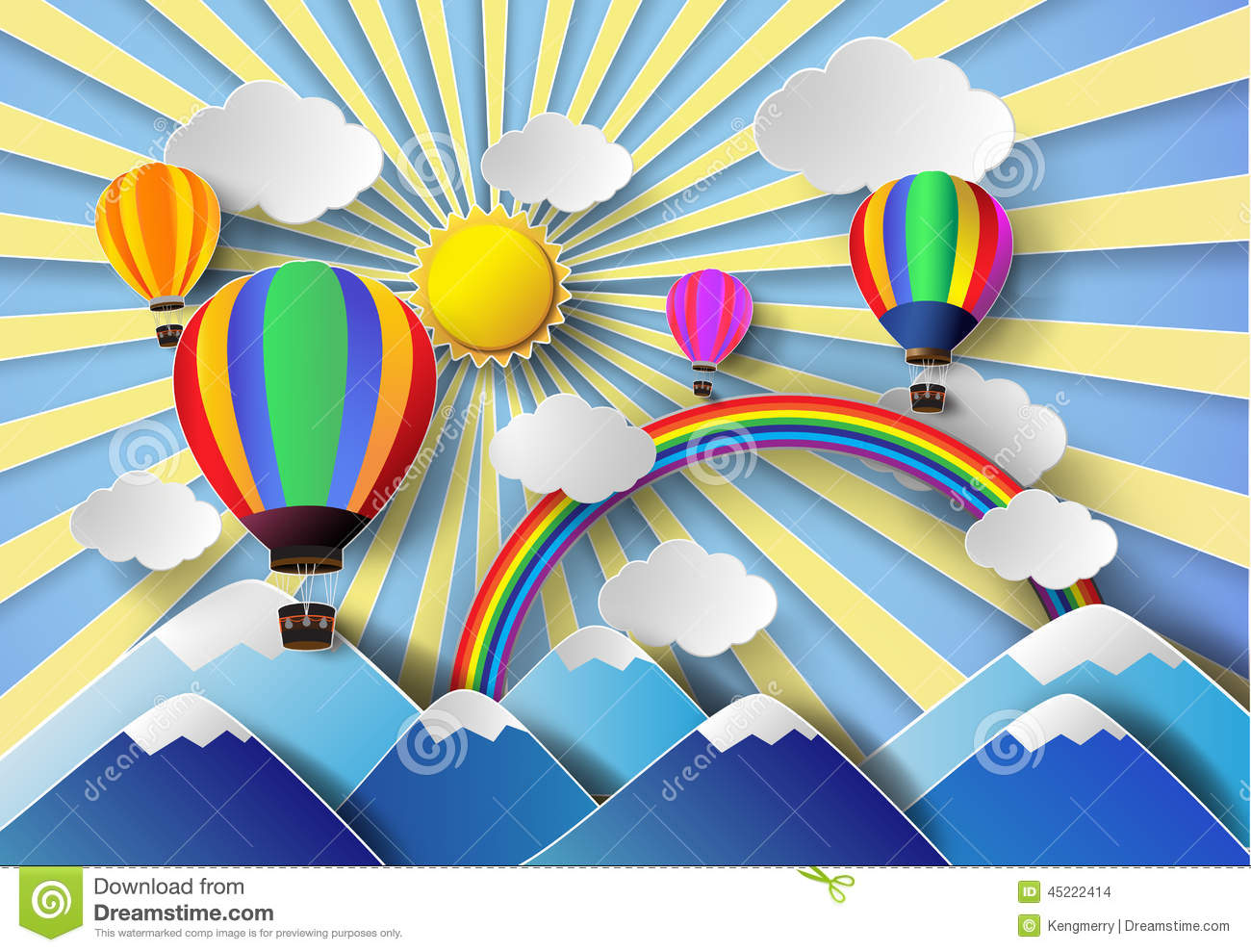 hot air balloons research paper Ti~ first experiments of the montgolfiers with hot air balloons the history of the balloon began in 1783 when etienne and joseph montgolfier started to experiment with hydrogen-filled paper bags they were led by the correct idea that a buoyant force should cause the ascent of the bags if the inside gas.