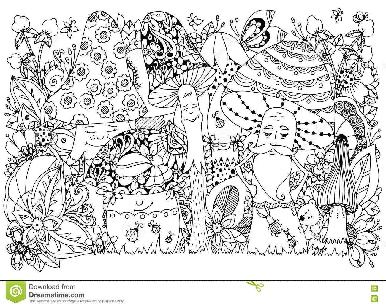 Adult Sexual Coloring Pages Pdf