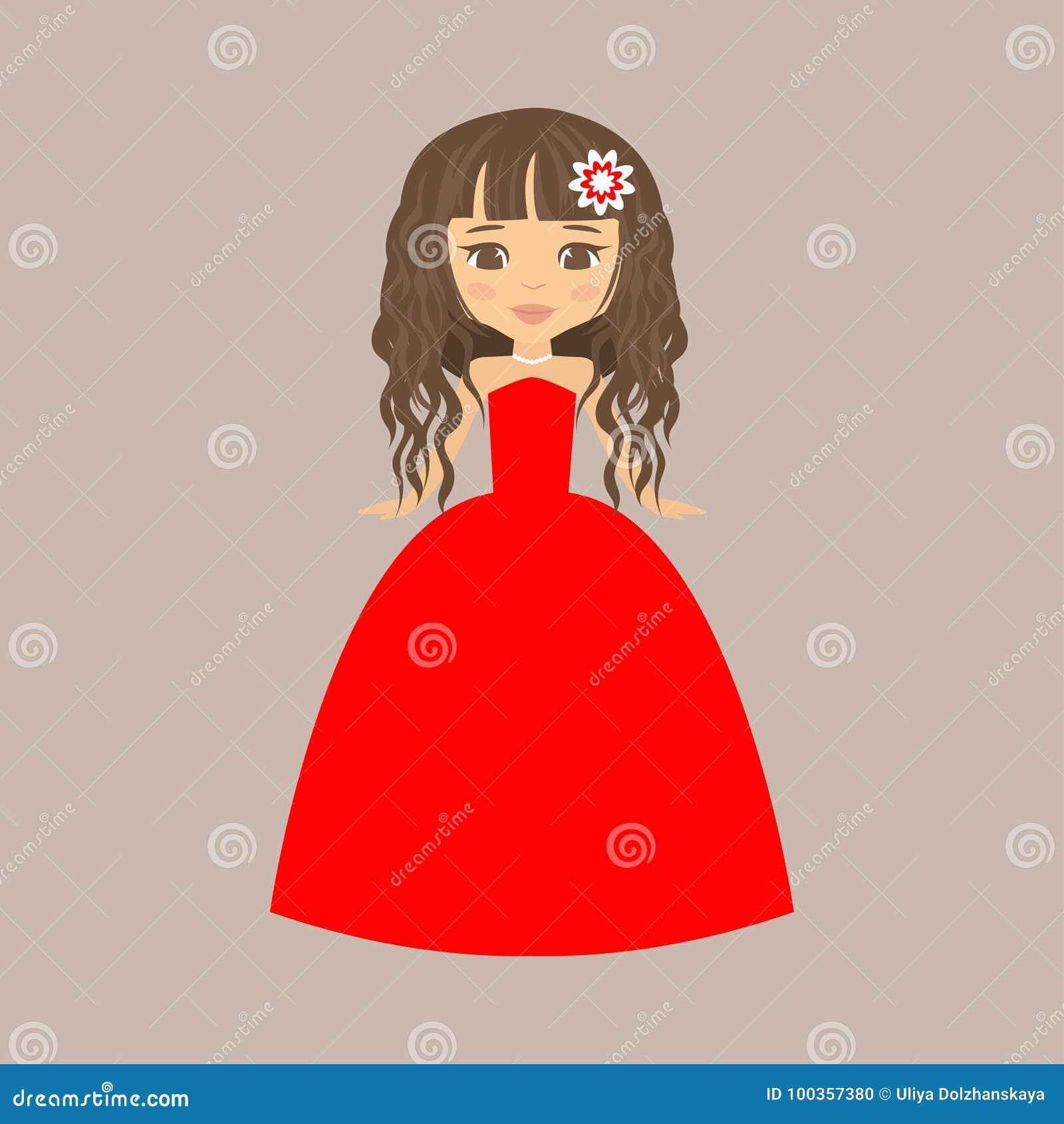 cartoon girl curly hair stock illustrations 1 960 cartoon girl rh dreamstime com cartoon picture of girl with curly hair cartoon picture of girl with curly hair