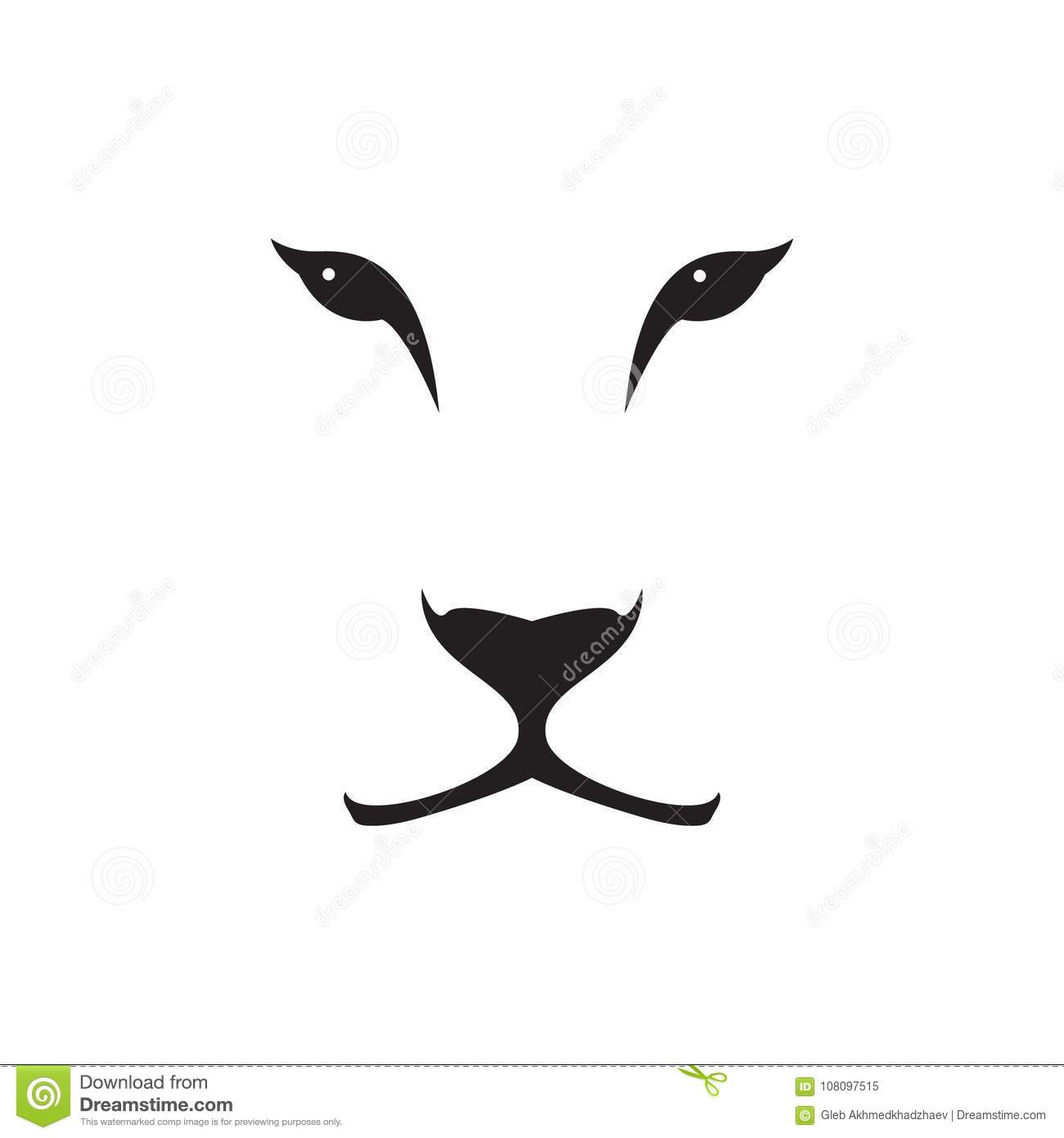 lioness cartoons  illustrations  u0026 vector stock images