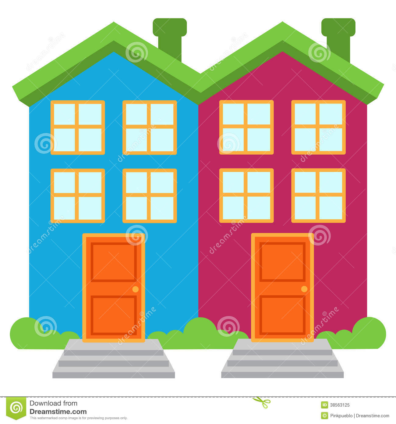 house side view clipart - photo #27