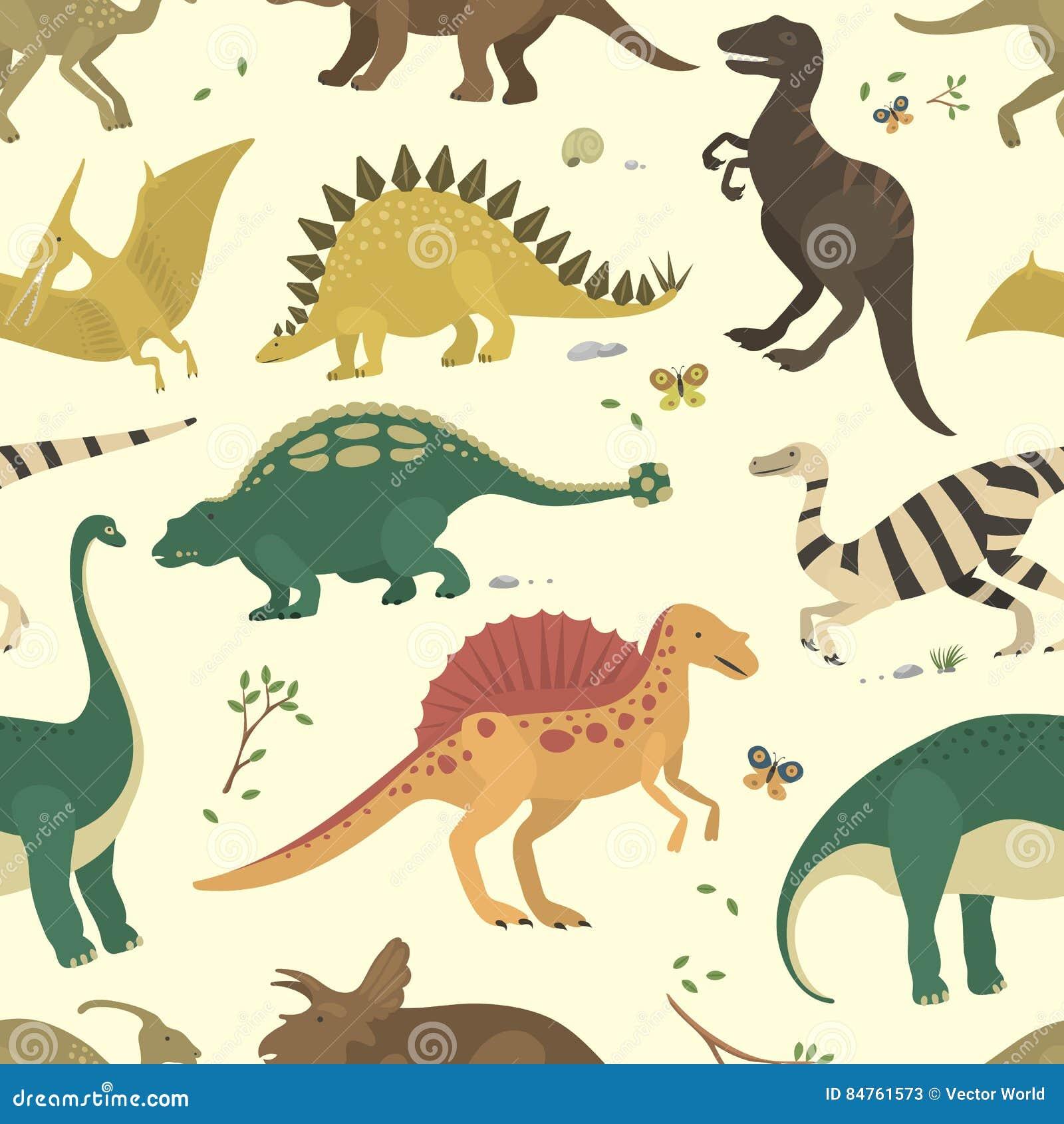 Atractivo Página De Color De Dinosaurio Bosquejo - Enmarcado Para ...