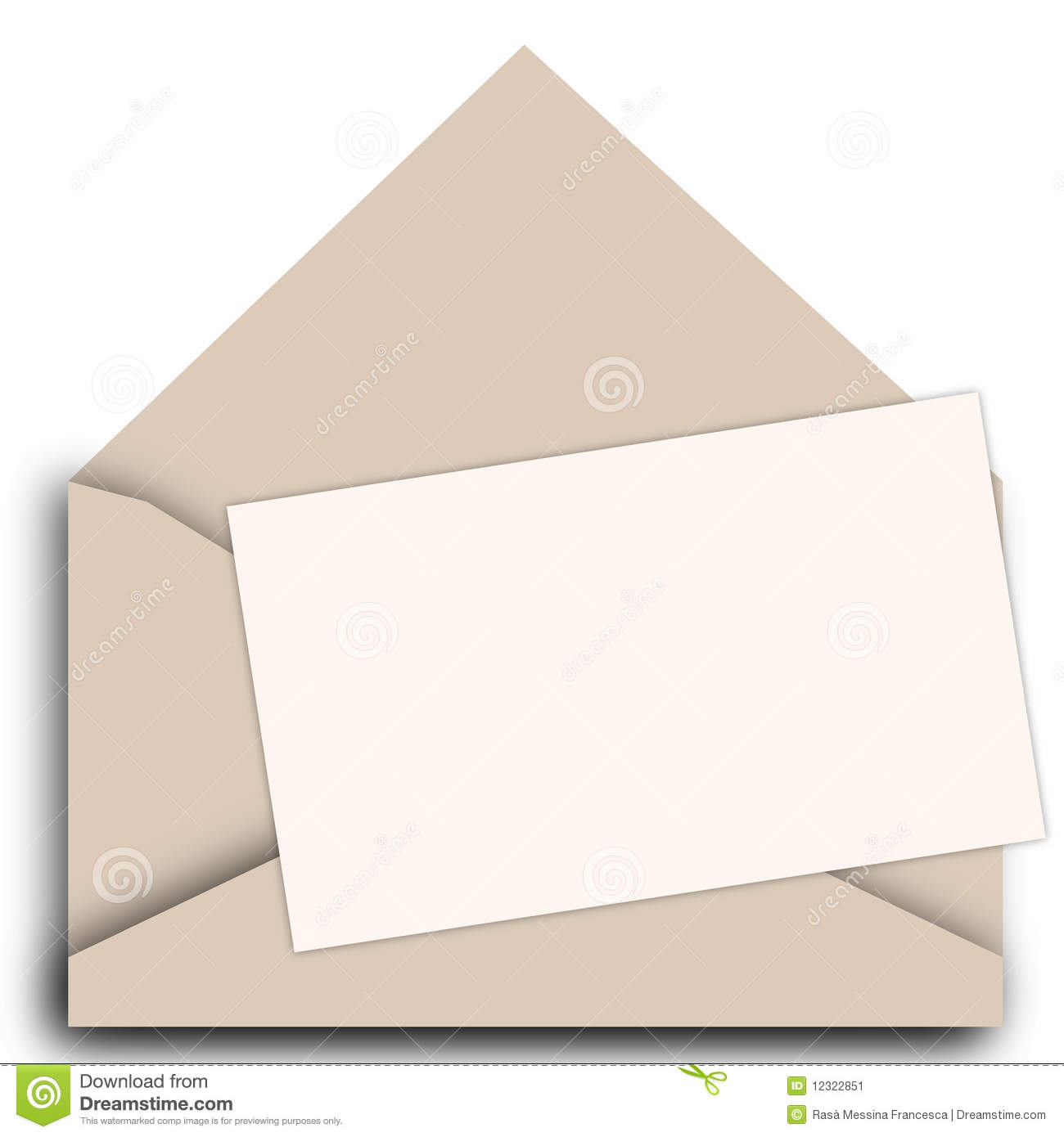 Vector Invitation Card Template Stock Image - Image: 12322851