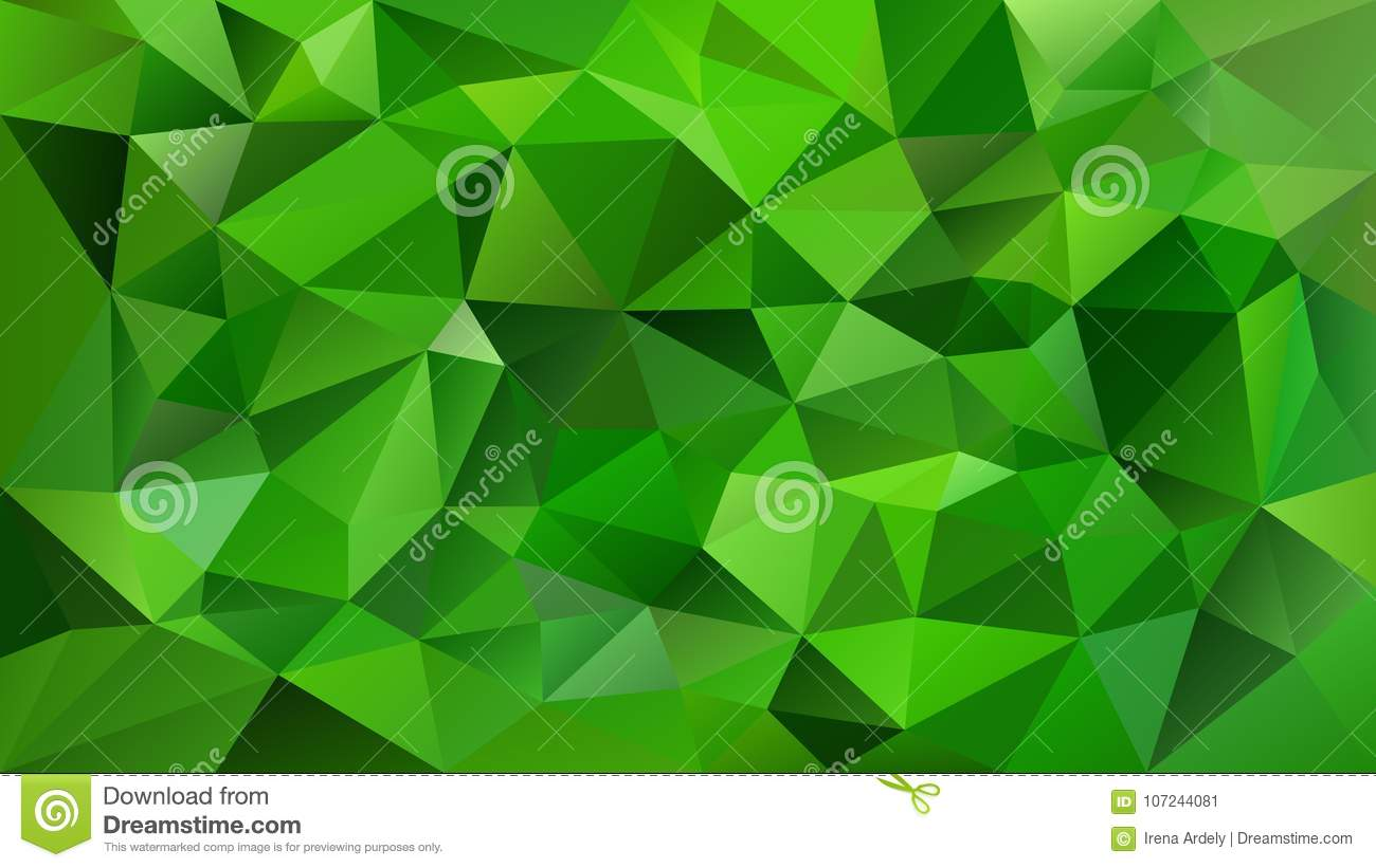 Green Color Square