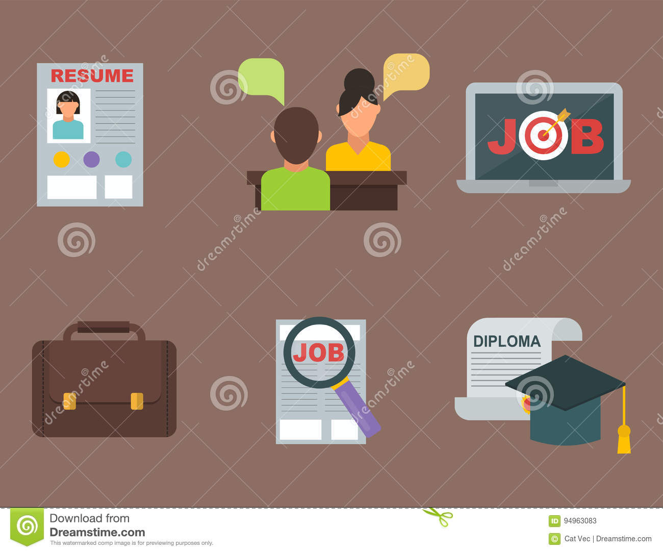 appointment setting jobs work from home selection cartoons illustrations vector stock images 5328