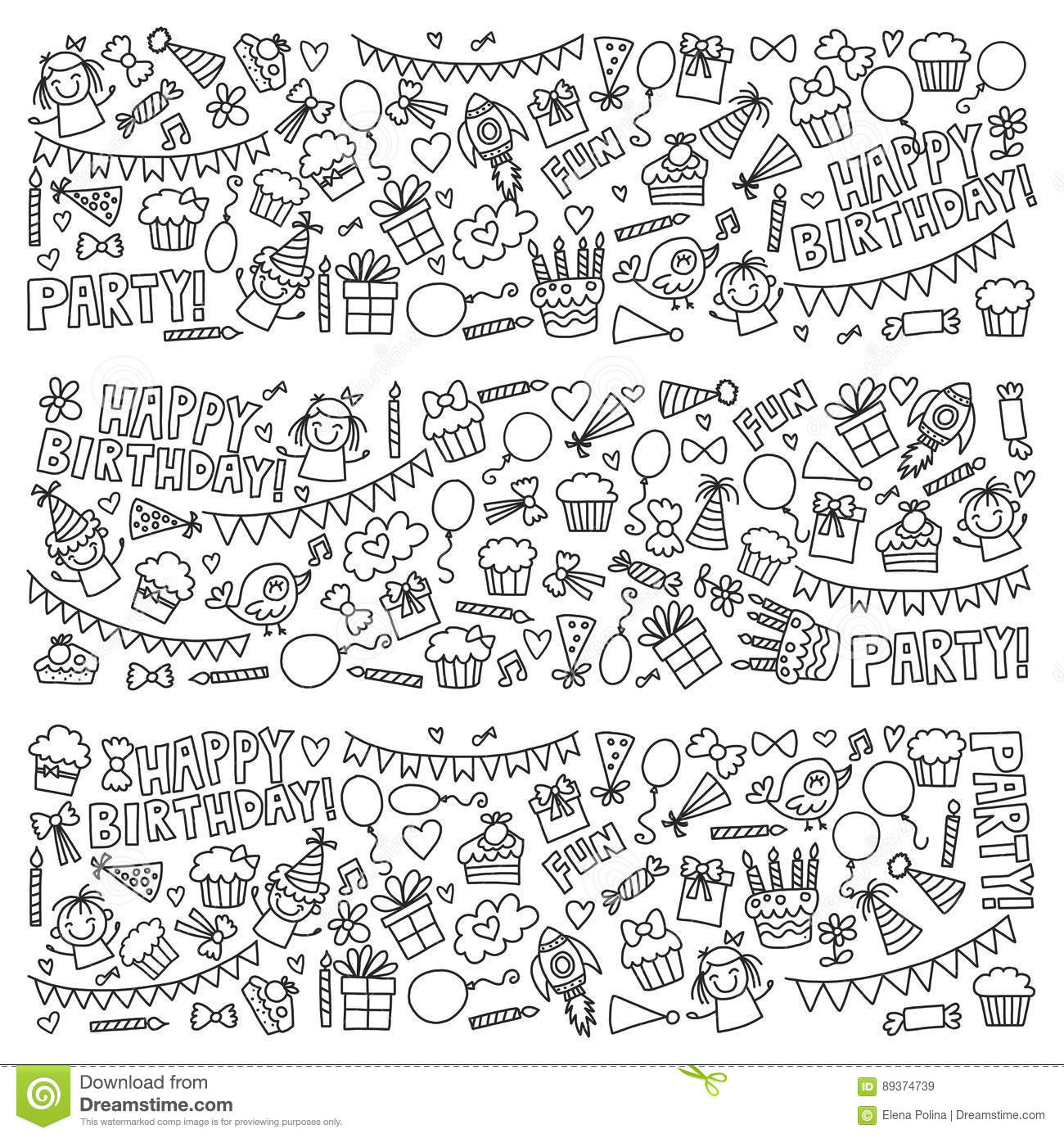 100 party coloring page super heroes party coloring page with