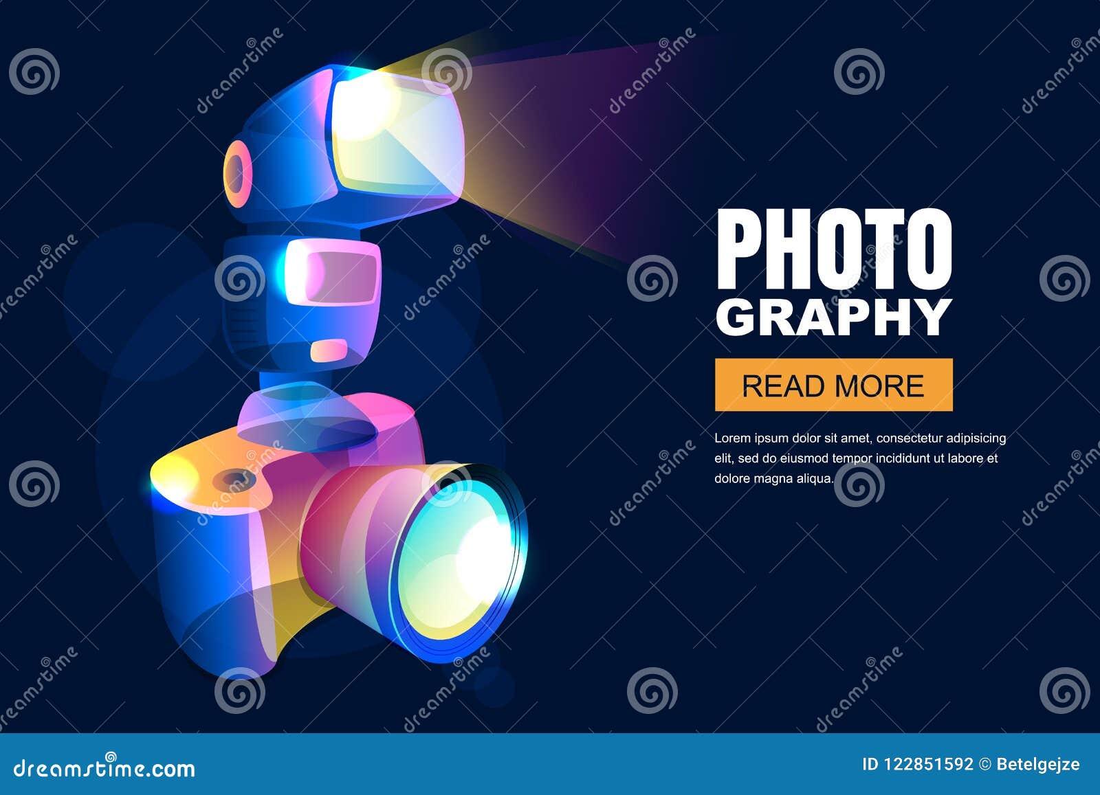 Il flash luce di caratteri 3D