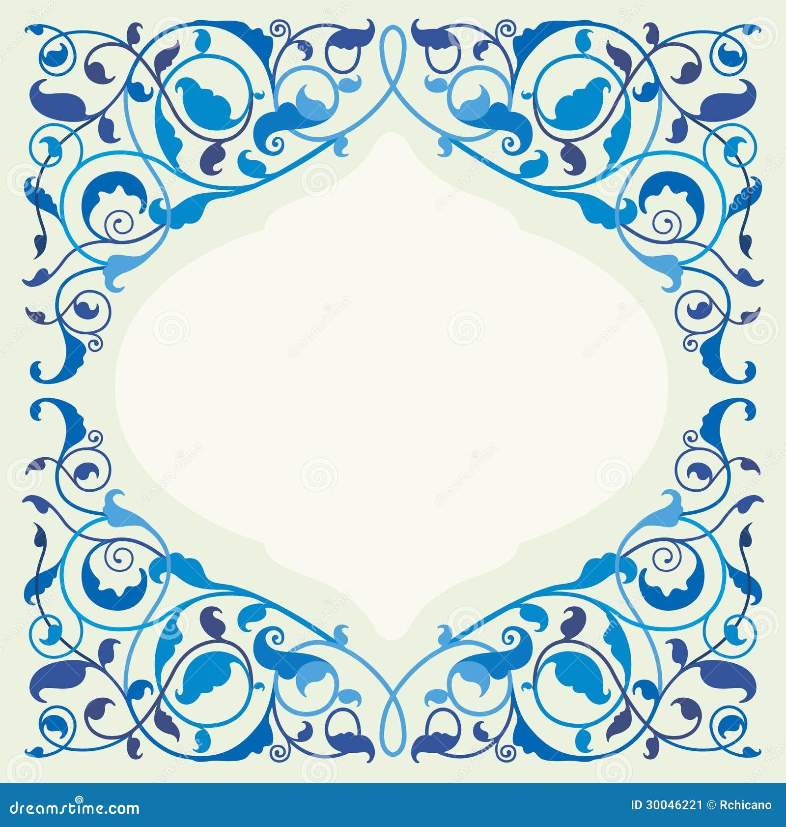 Arte floreale islamica
