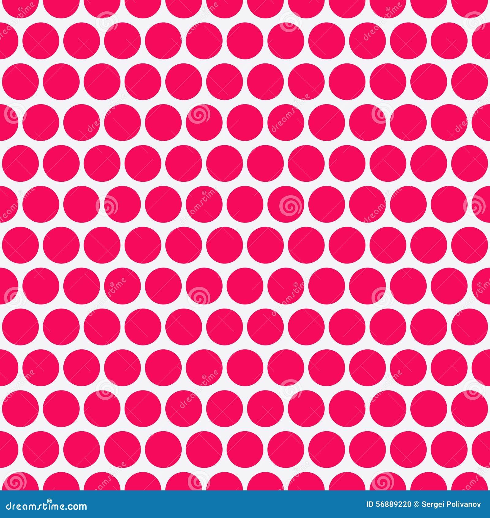 Vector l illustrazione di un modello senza cuciture dei cerchi