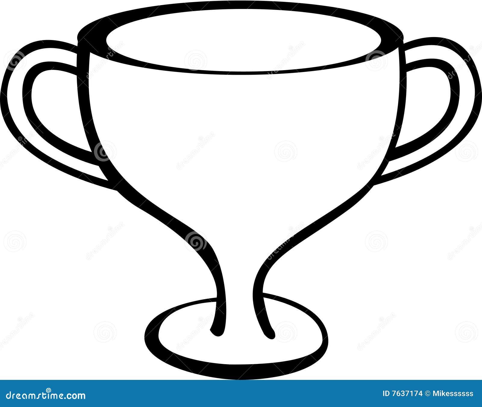 Increíble Página Para Colorear De Trofeo Componente - Dibujos Para ...