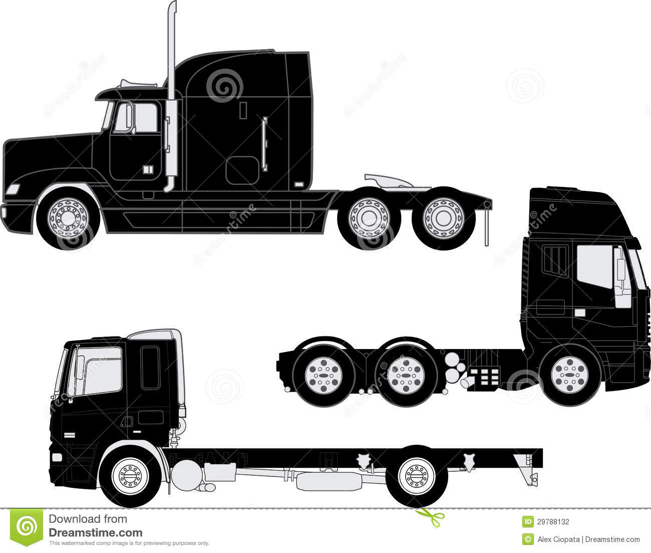 Tow Truck Silhouette Bing images