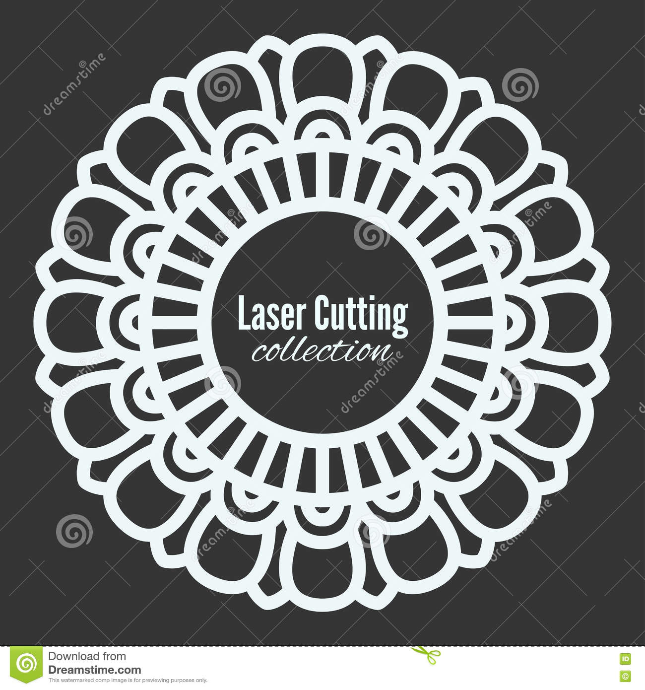 how to make laser pattern