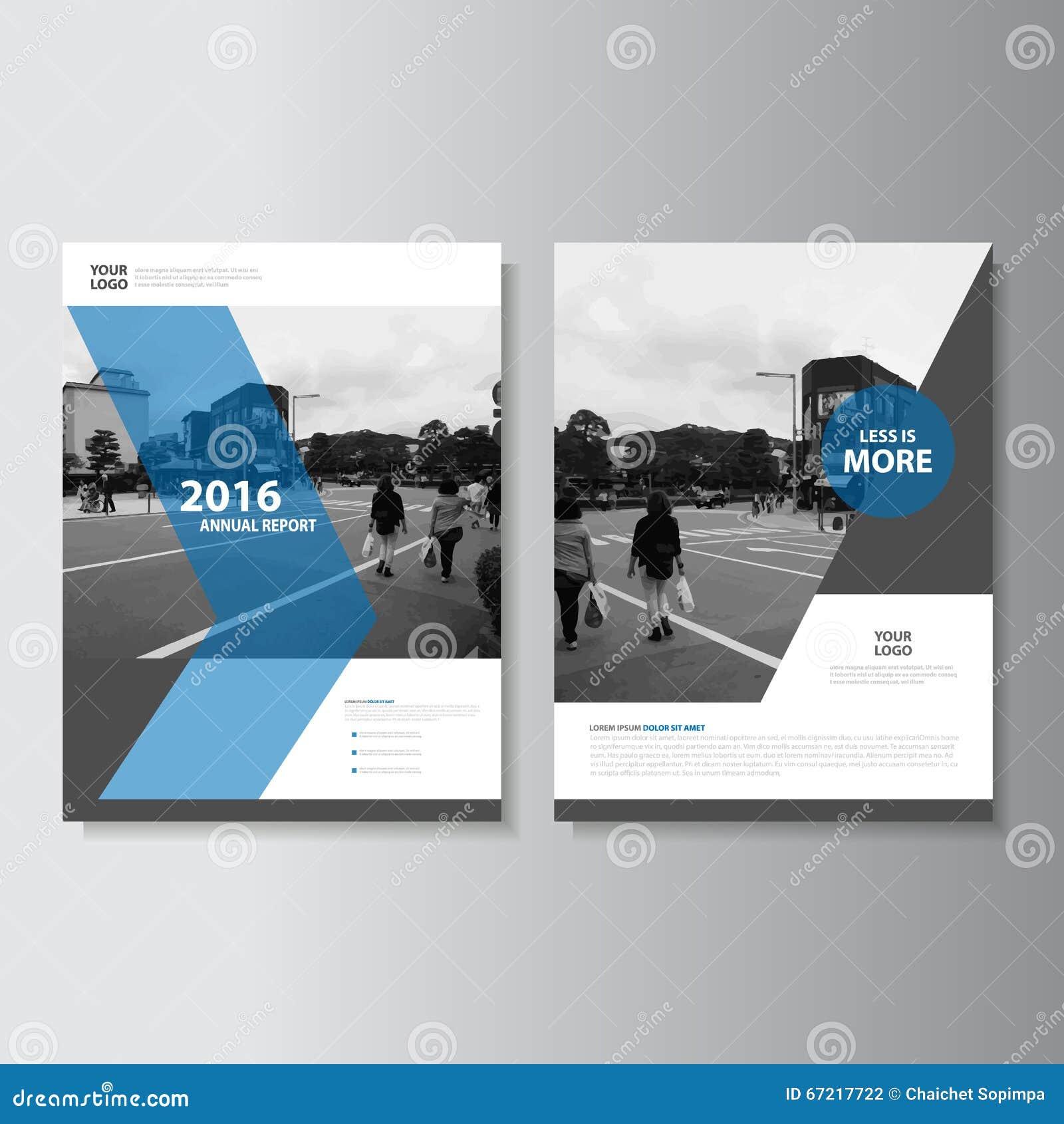 book report brochure template