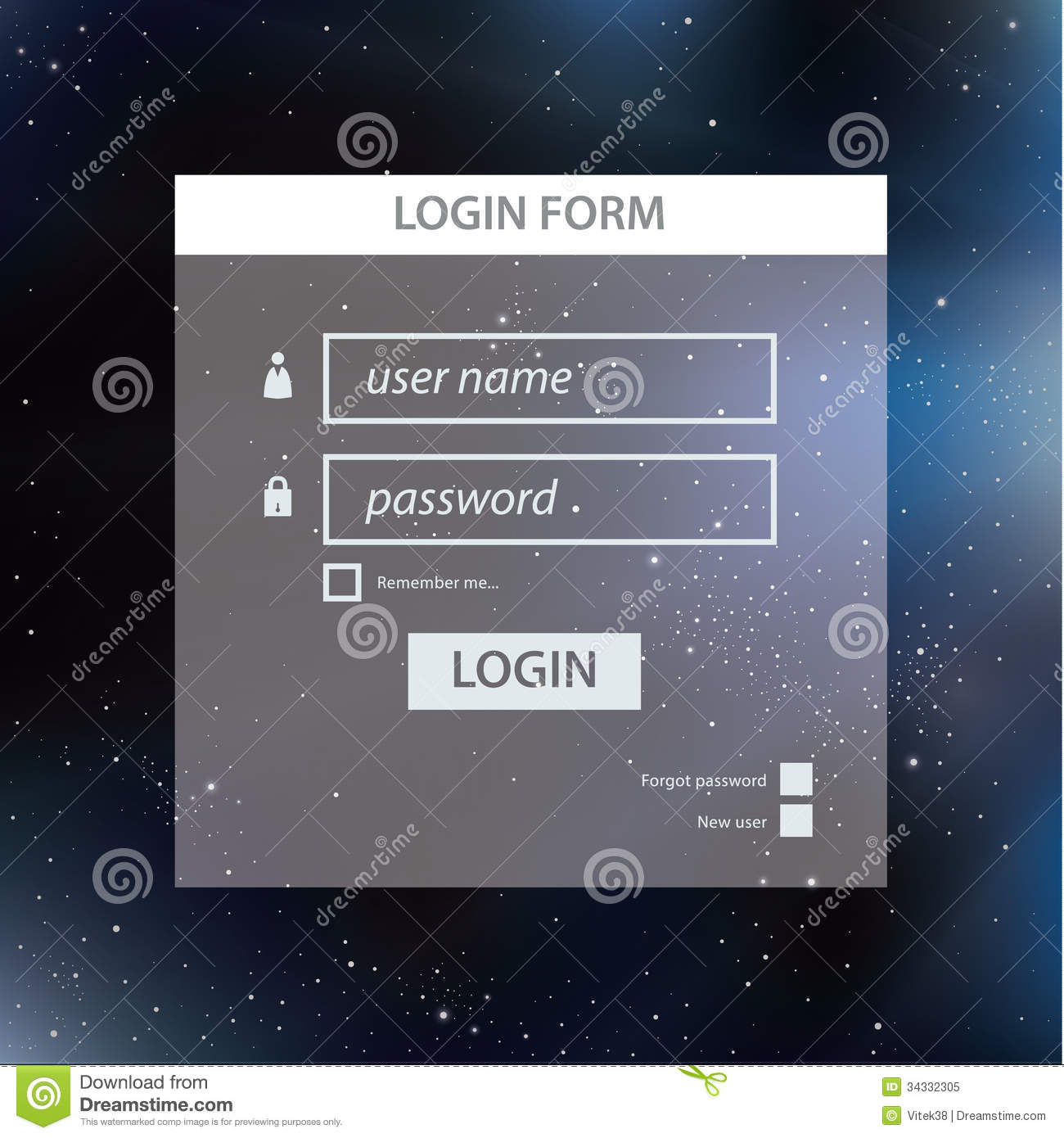 Beautiful Free Login Page Template Contemporary - Entry Level ...