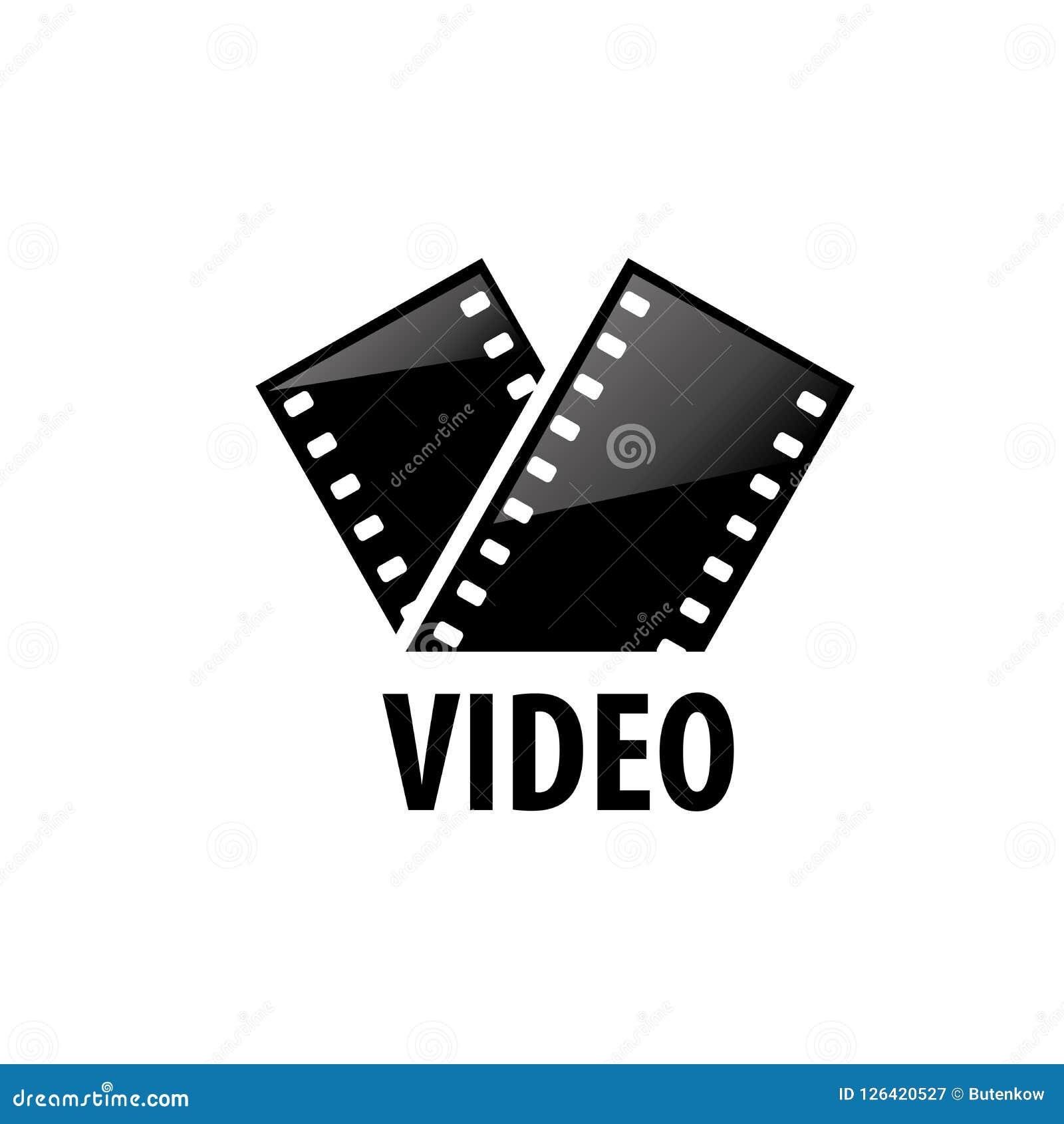 Vector logo film