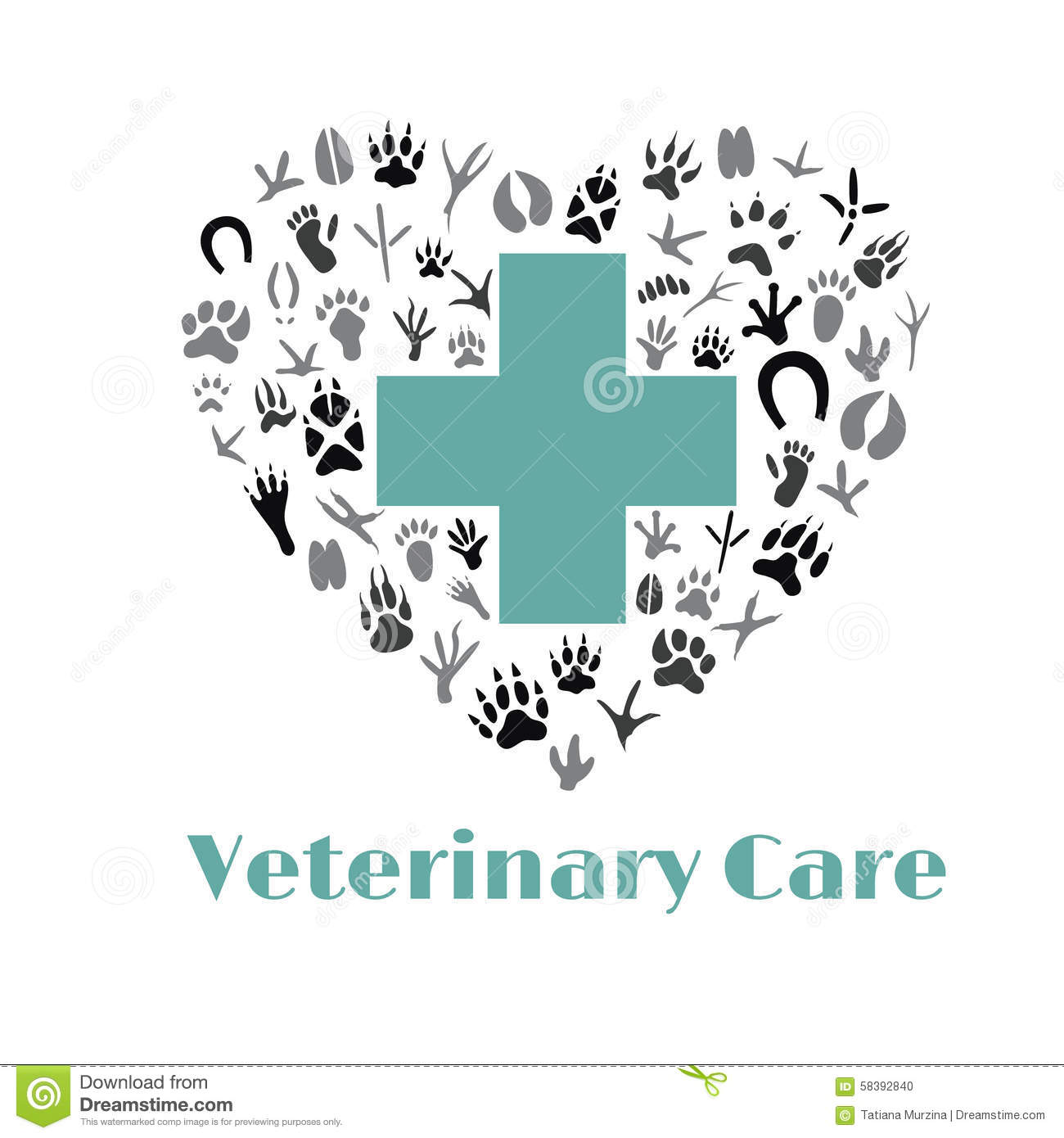 Vector Logo For A Pet Store, Veterinary, Pet Shop,animal Care ...