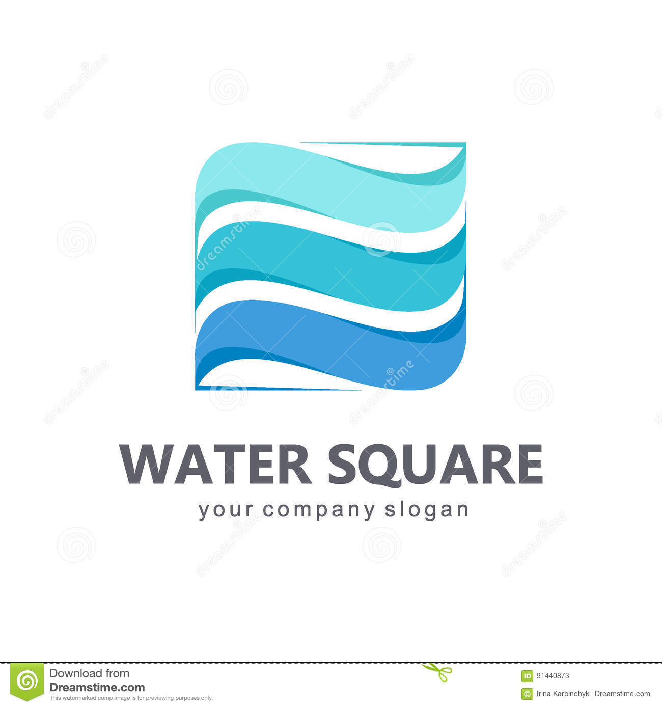 Vector Logo Template. Sign For Cleaning Pipes And Sewage Systems ...