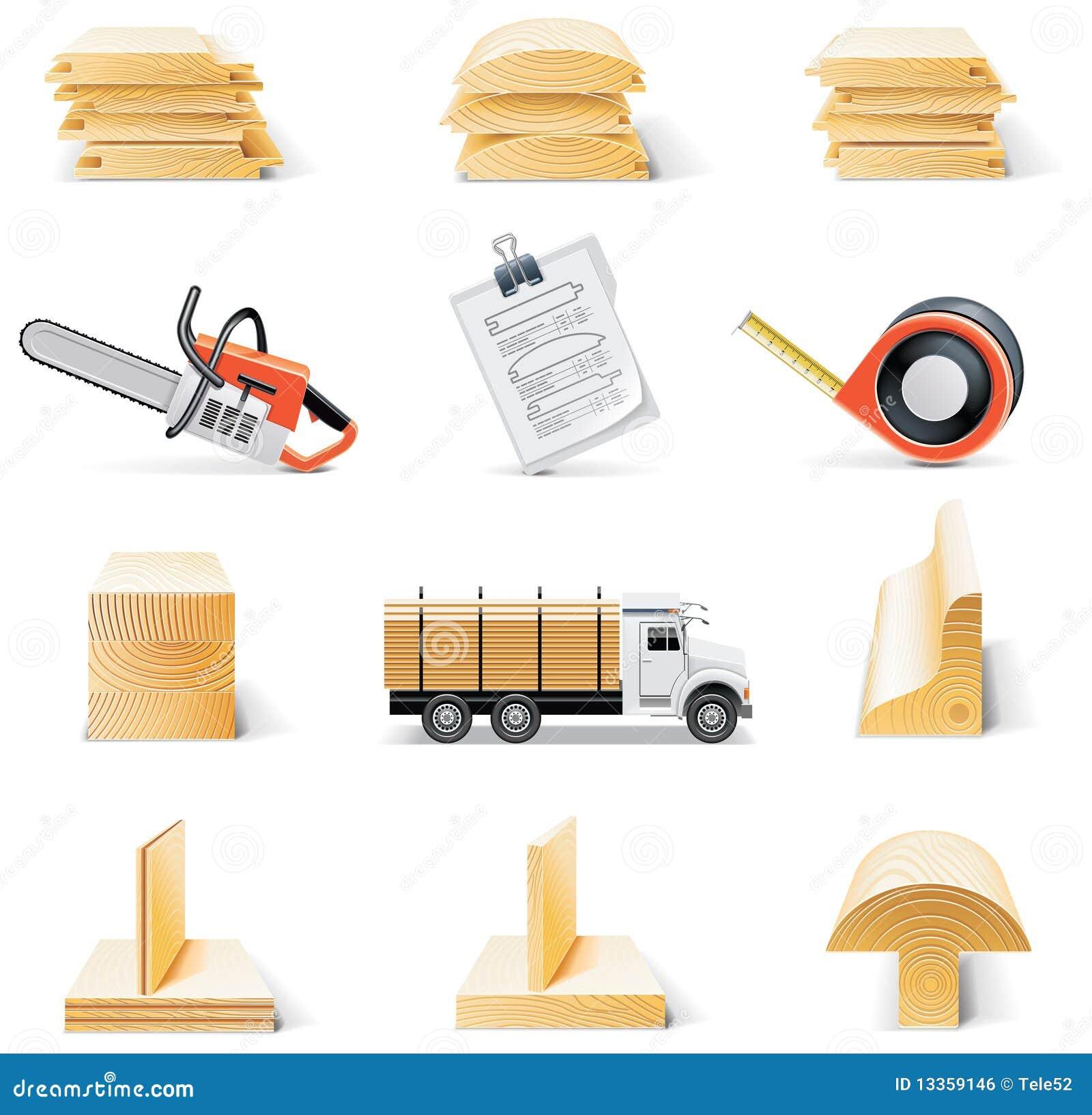 Building Supplies Icon