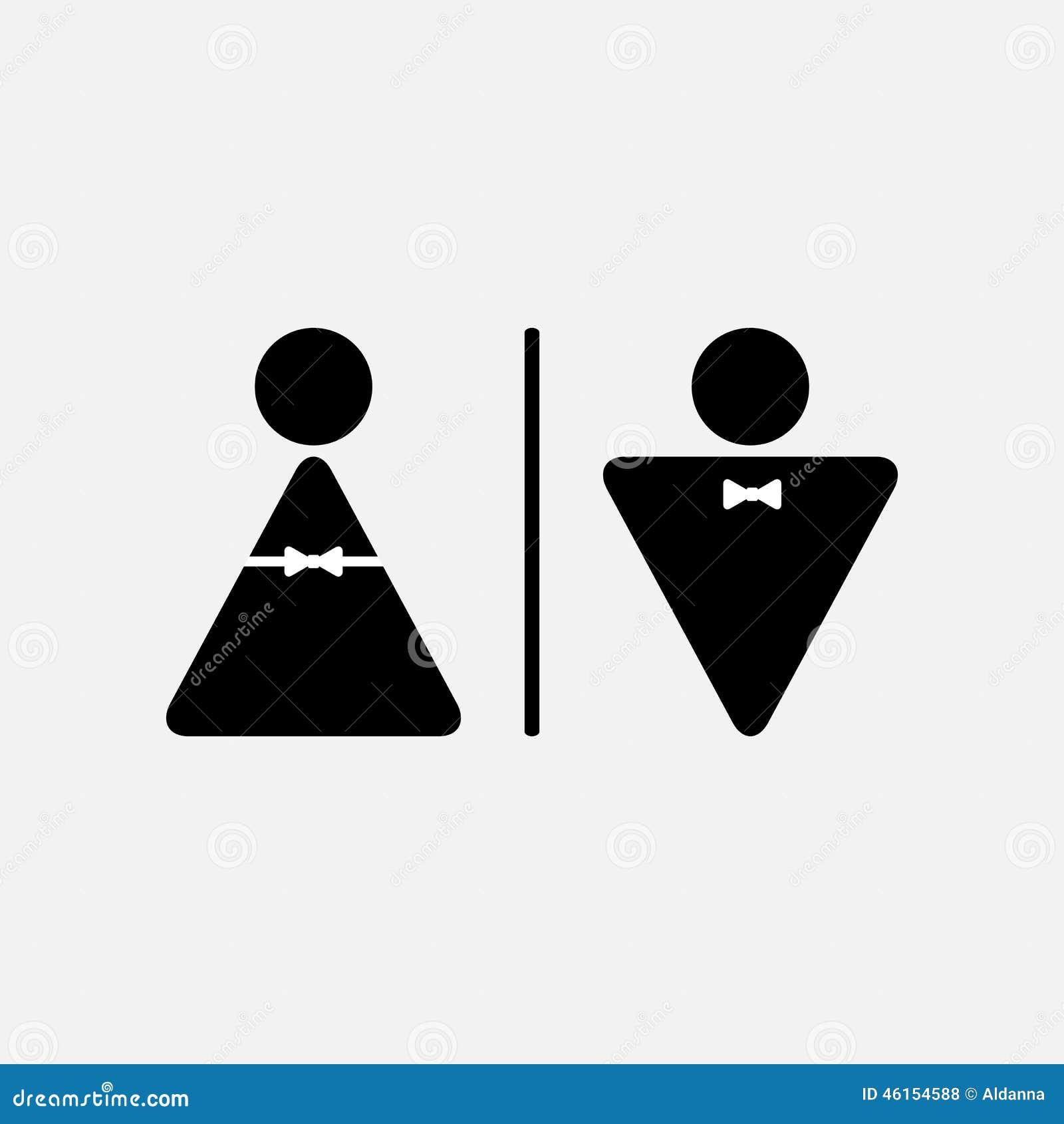 Toilet Signage Funny