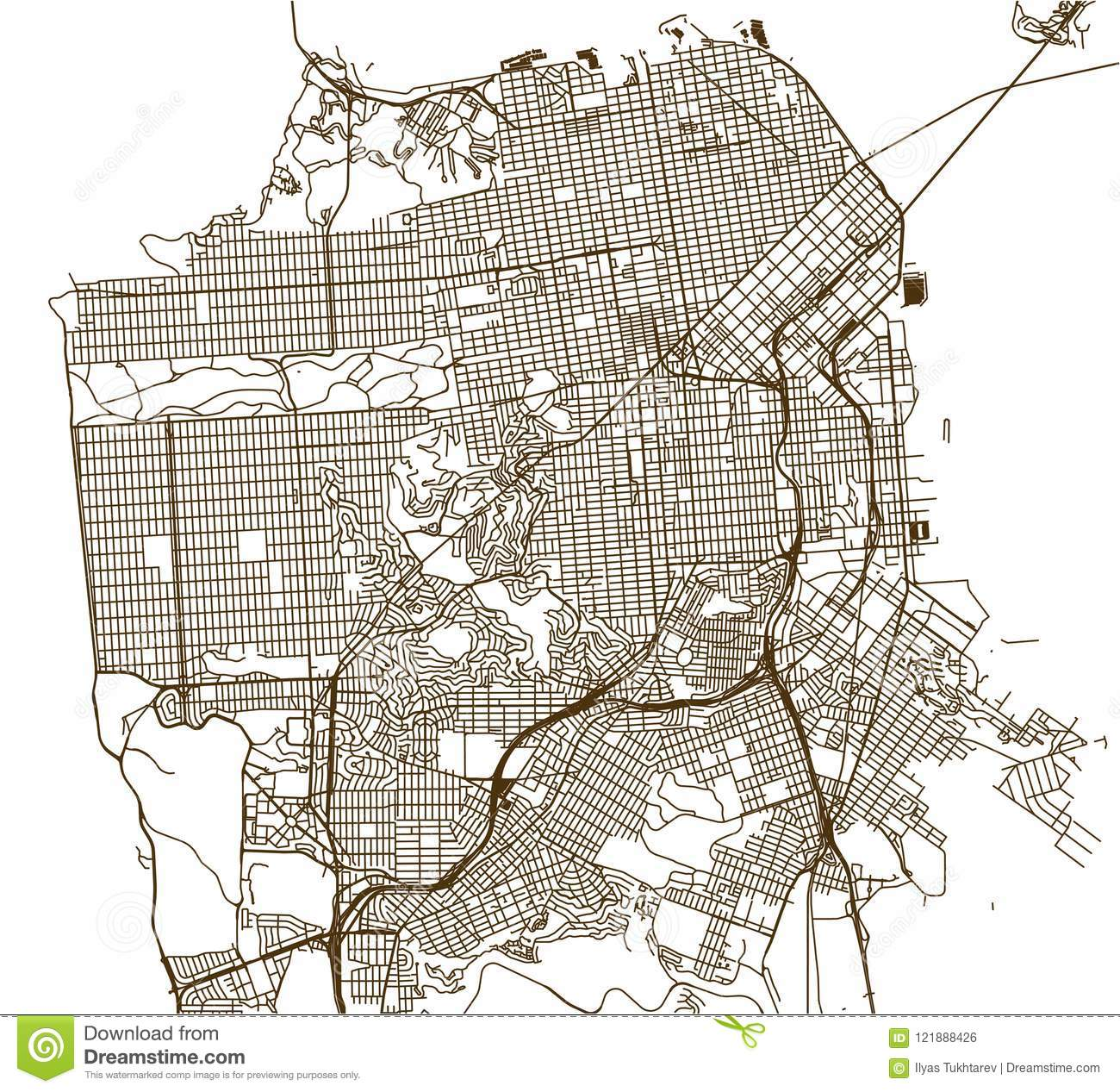 Map Of The City Of San Francisco, USA Stock Vector ... San Fransisco Usa Map on richmond map, detroit map, nashville map, stockton map, las vegas map, miami map, pittsburgh map, tokyo map, new orleans map, atlanta map, omaha map, sutter street sf map, los angeles map, santa rosa map, indianapolis map, salt lake city map, california map, cincinnati map, boston map, london map,