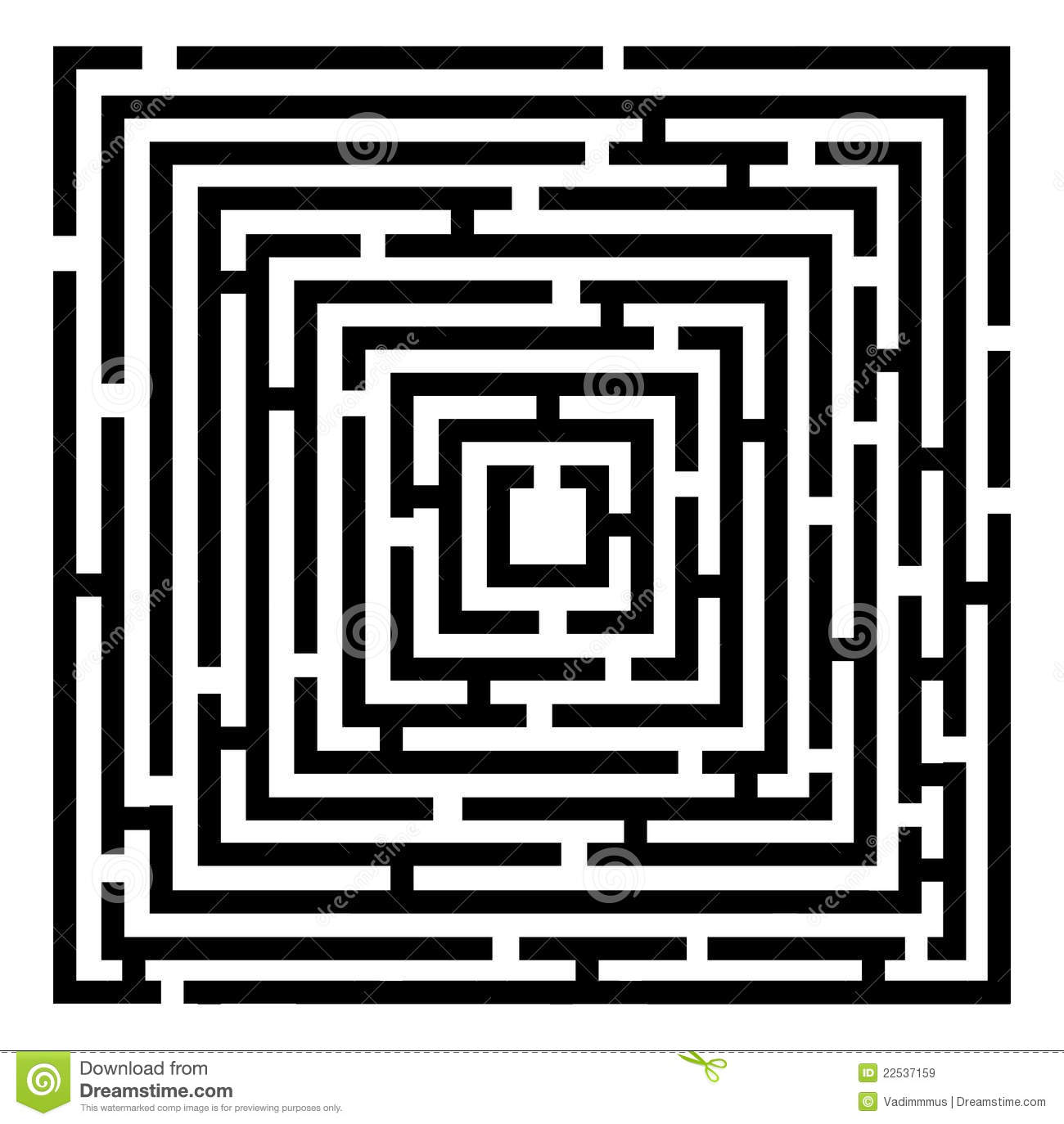 Labyrinth vector image free download free vector download (7 free.