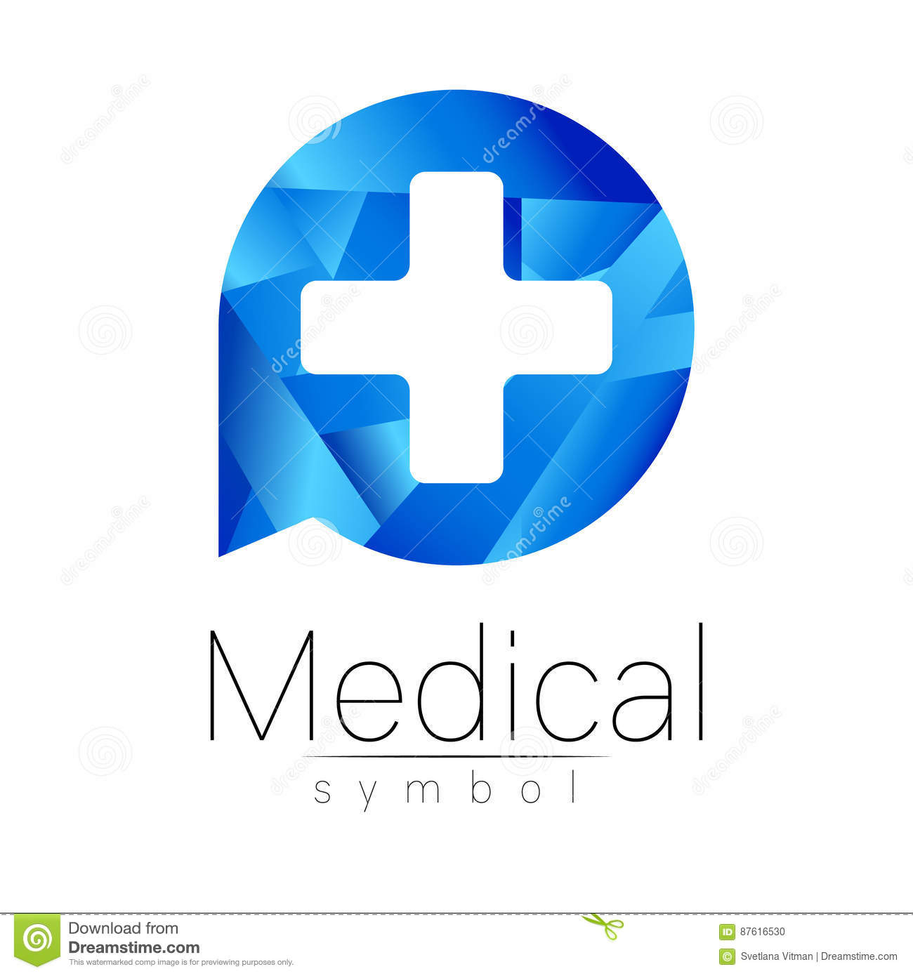 Vector medical sign with cross symbol for doctors website visit vector medical sign with cross symbol for doctors website visit card icon blue color medicine modern concept buycottarizona