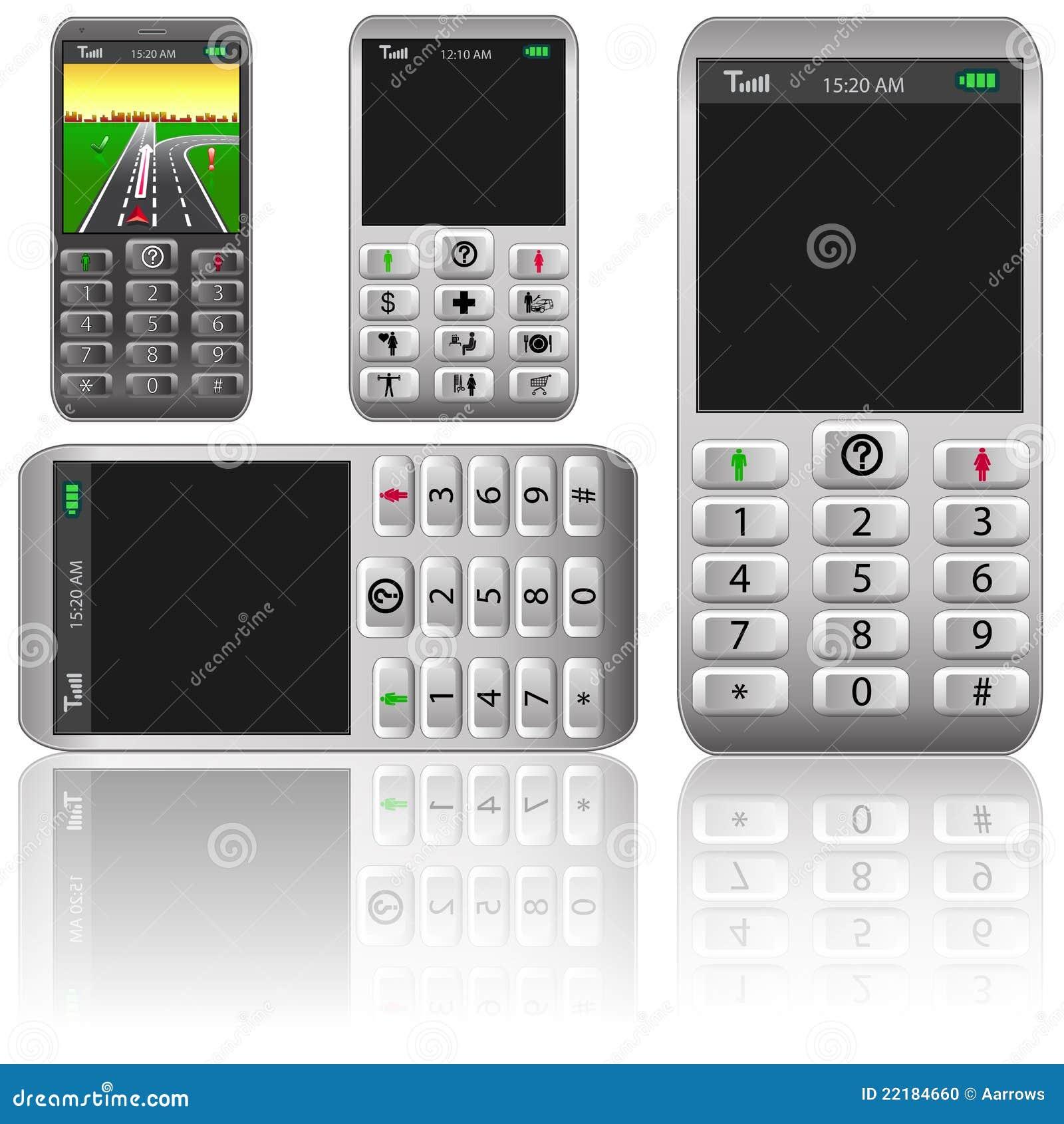 Телефон оригинальный дизайн