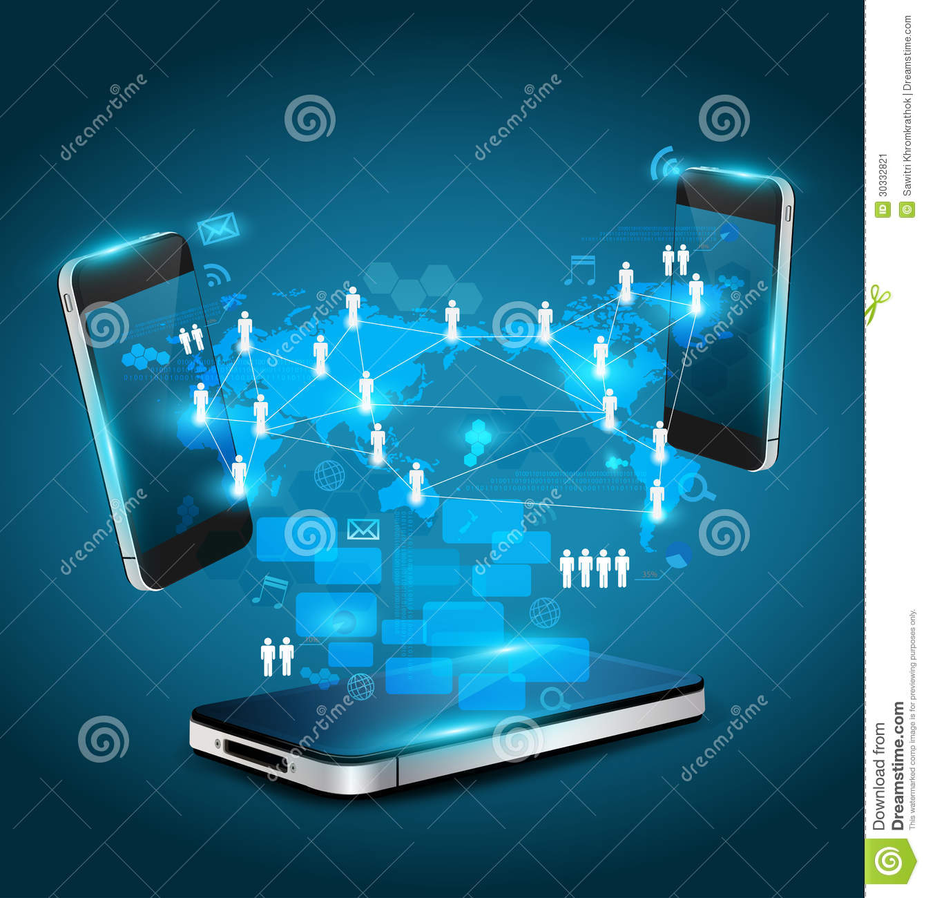 the concept of the information technology planning in the modern business and organizations Advances in computer-based information technology in recent  how effective managers use information  inputs are projections of future business levels.
