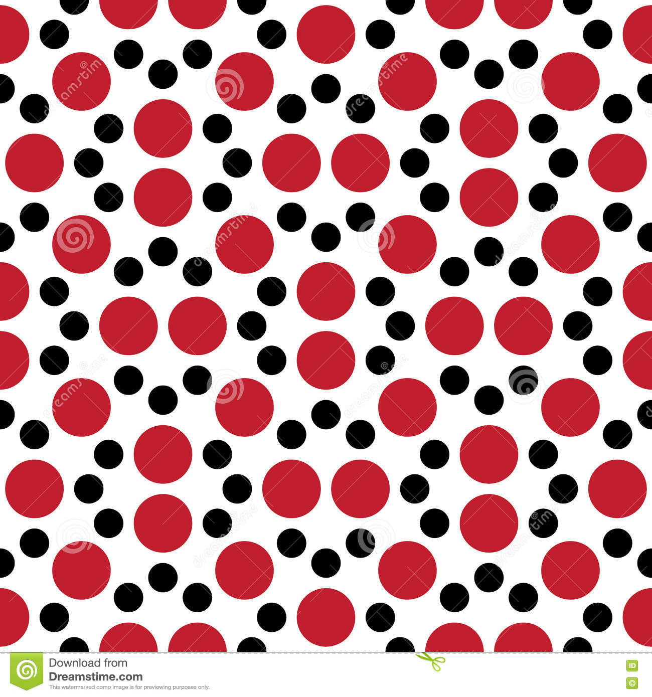 Modern bed sheets pattern - Vector Modern Seamless Colorful Geometry Dot Pattern Color Abstract